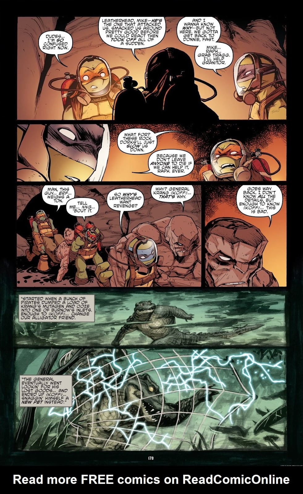 Read online Teenage Mutant Ninja Turtles: The IDW Collection comic -  Issue # TPB 7 (Part 2) - 71