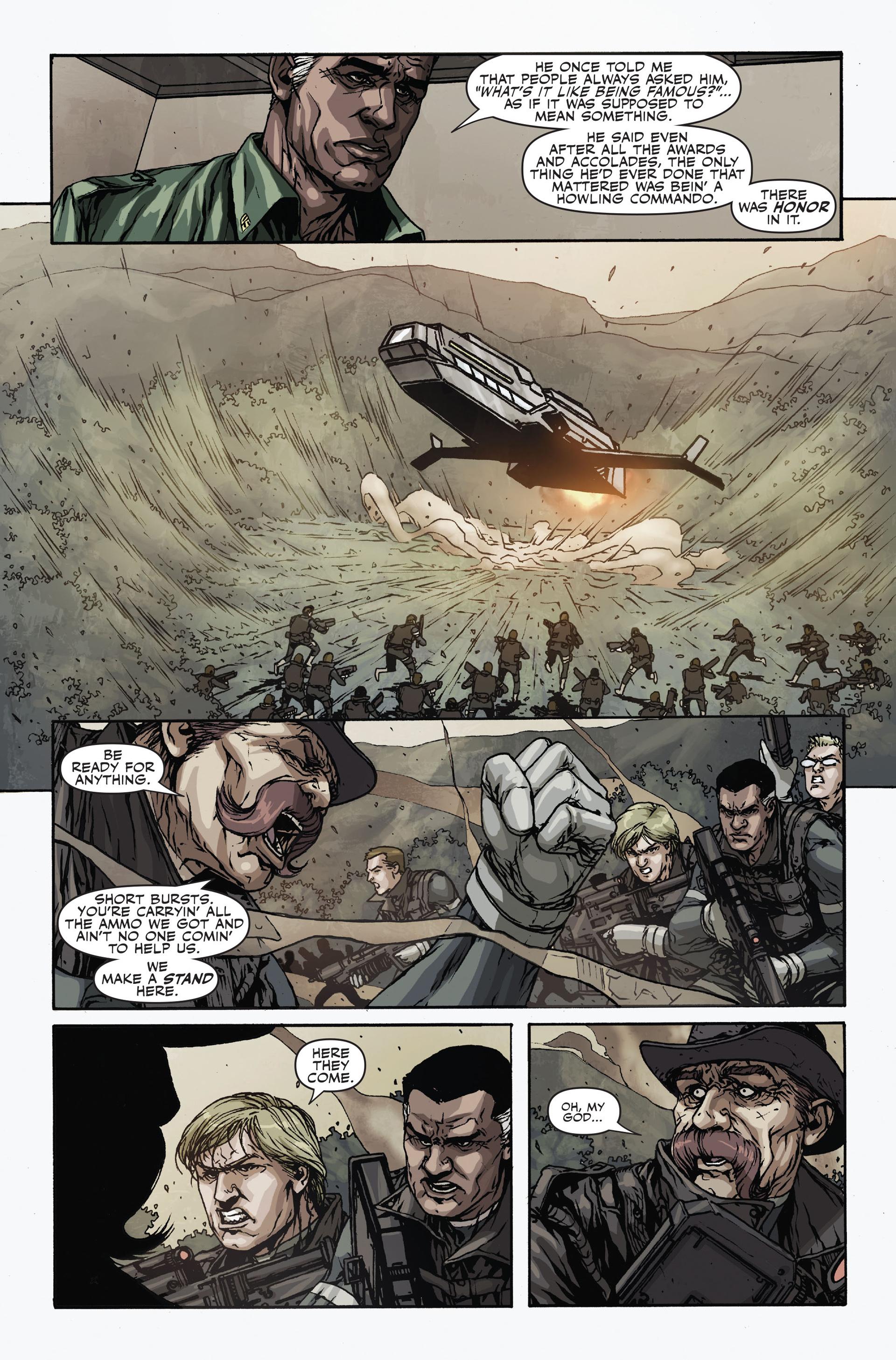 Read online Secret Warriors comic -  Issue #19 - 9