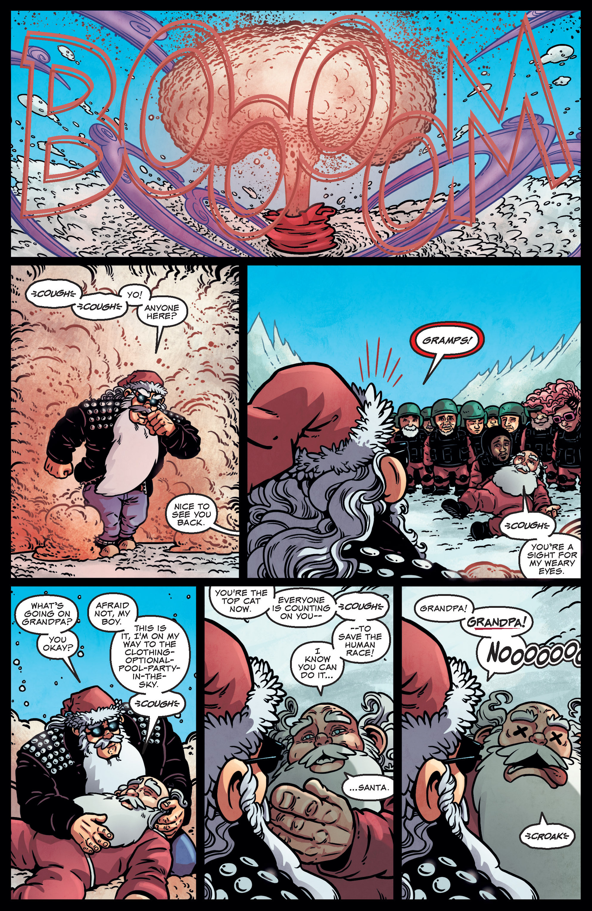 Read online Sleigher comic -  Issue #3 - 23
