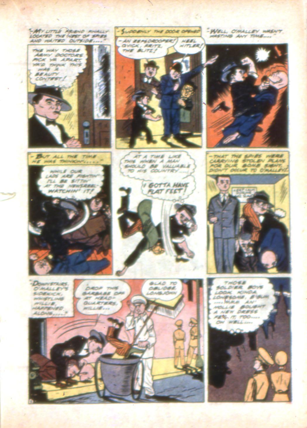 Read online Sensation (Mystery) Comics comic -  Issue #7 - 35