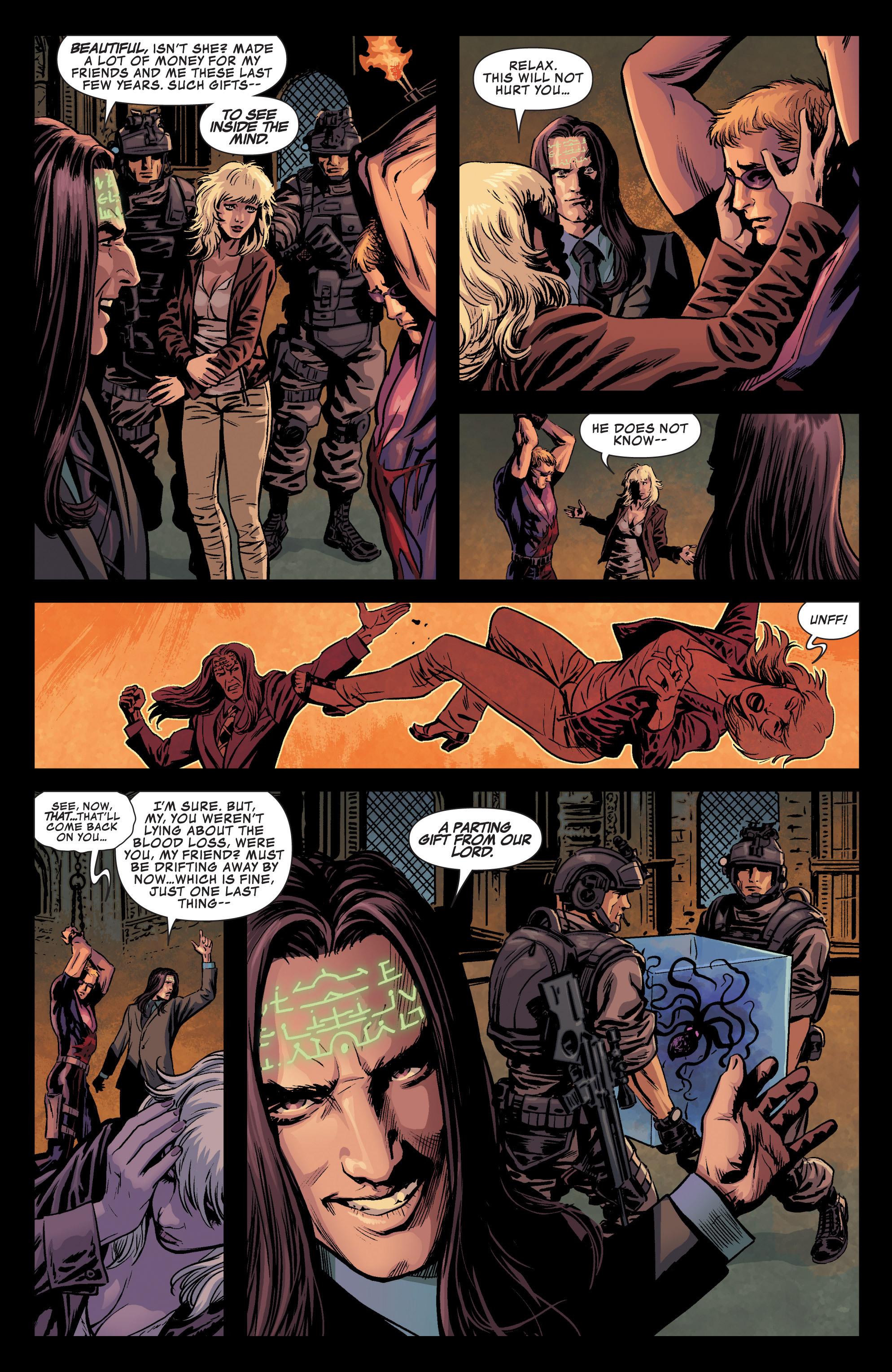 Read online Secret Avengers (2013) comic -  Issue #1 - 6
