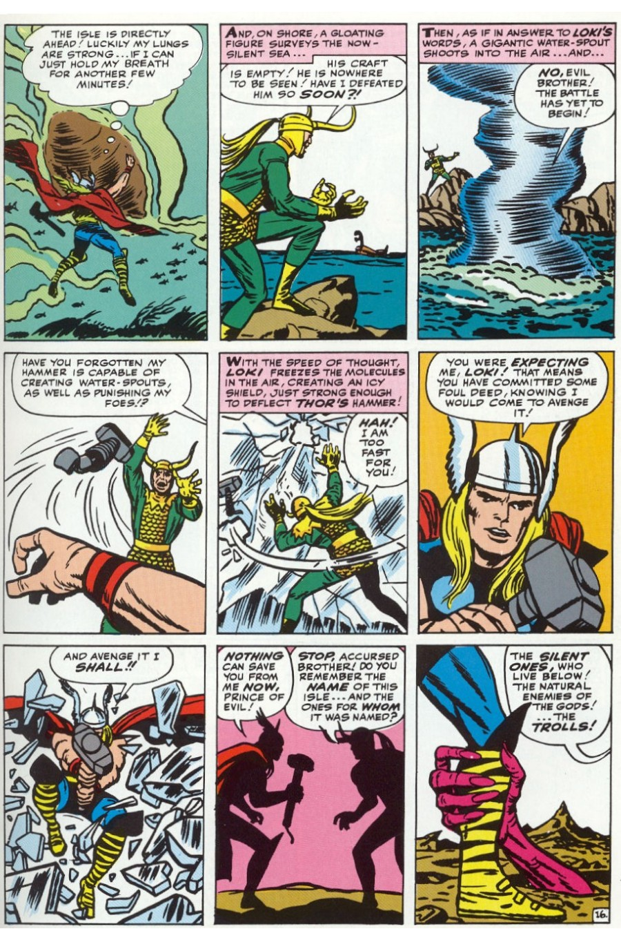 The Avengers (1963) 1 Page 16
