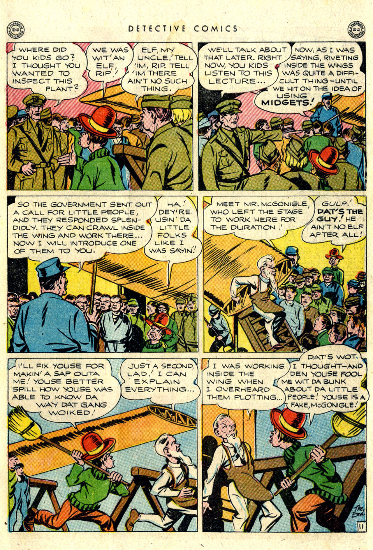 Read online Detective Comics (1937) comic -  Issue #100 - 48