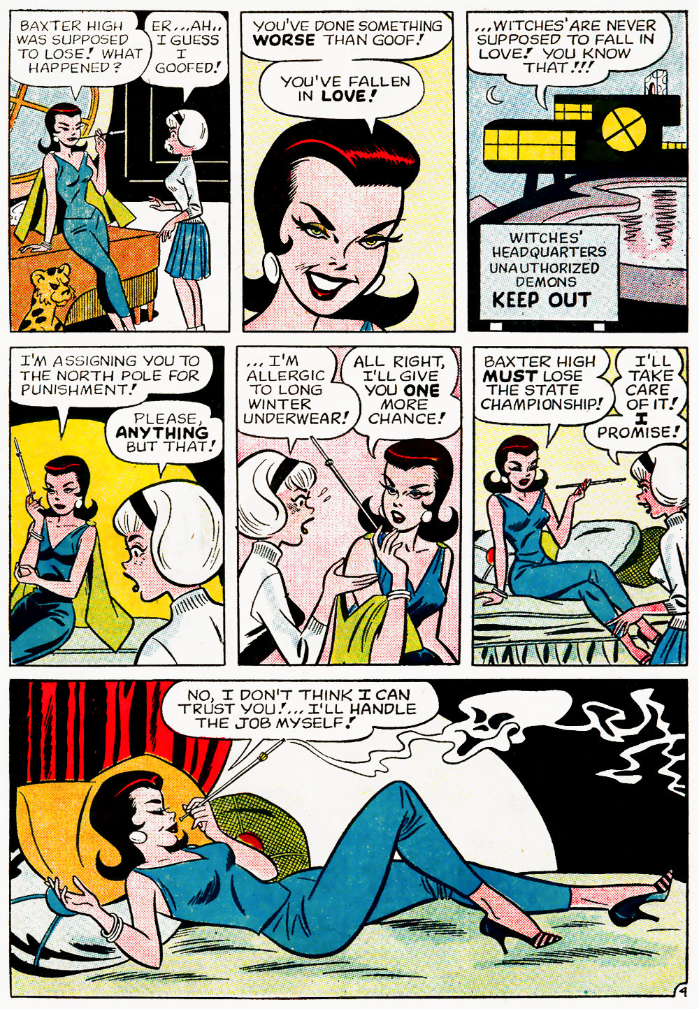 Archie's Madhouse issue 24 - Page 15