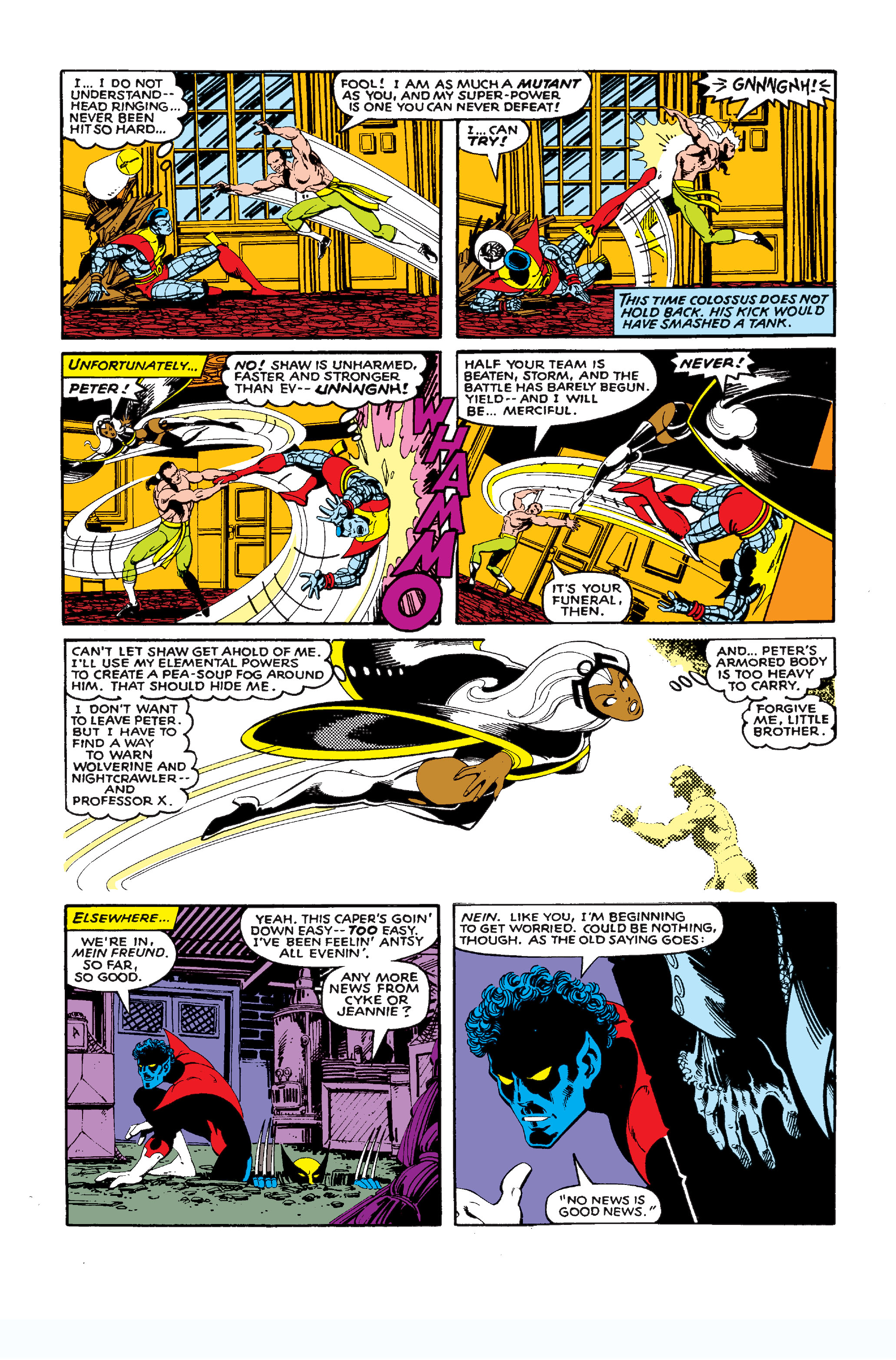 Uncanny X-Men (1963) 132 Page 12