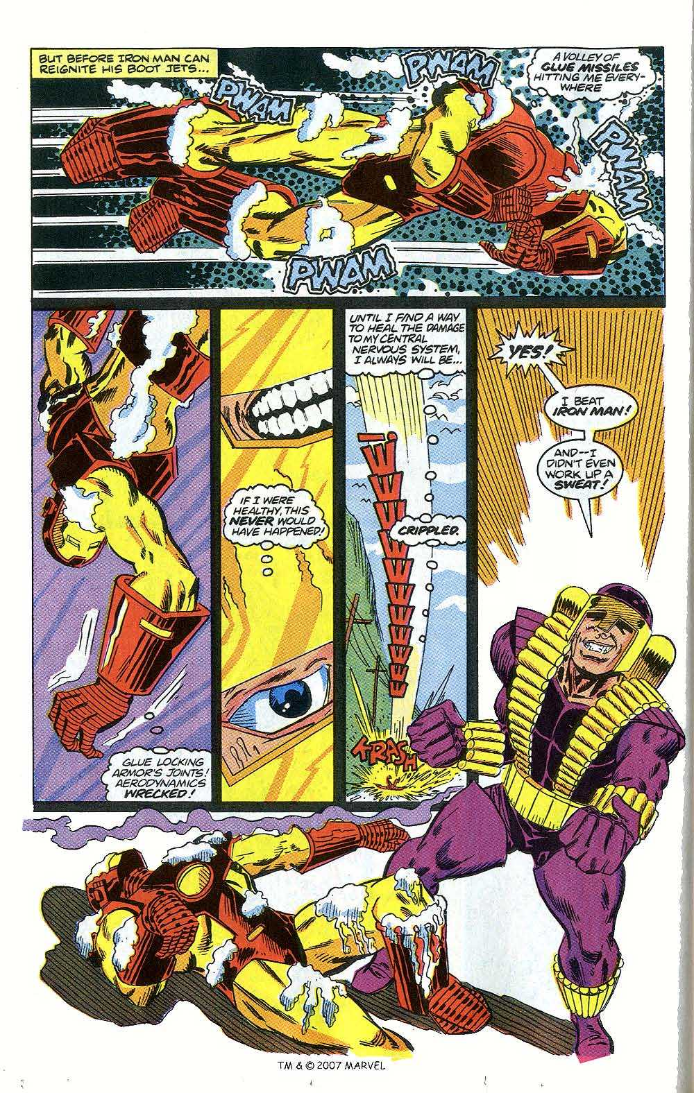 Iron Man Annual issue 12 - Page 50