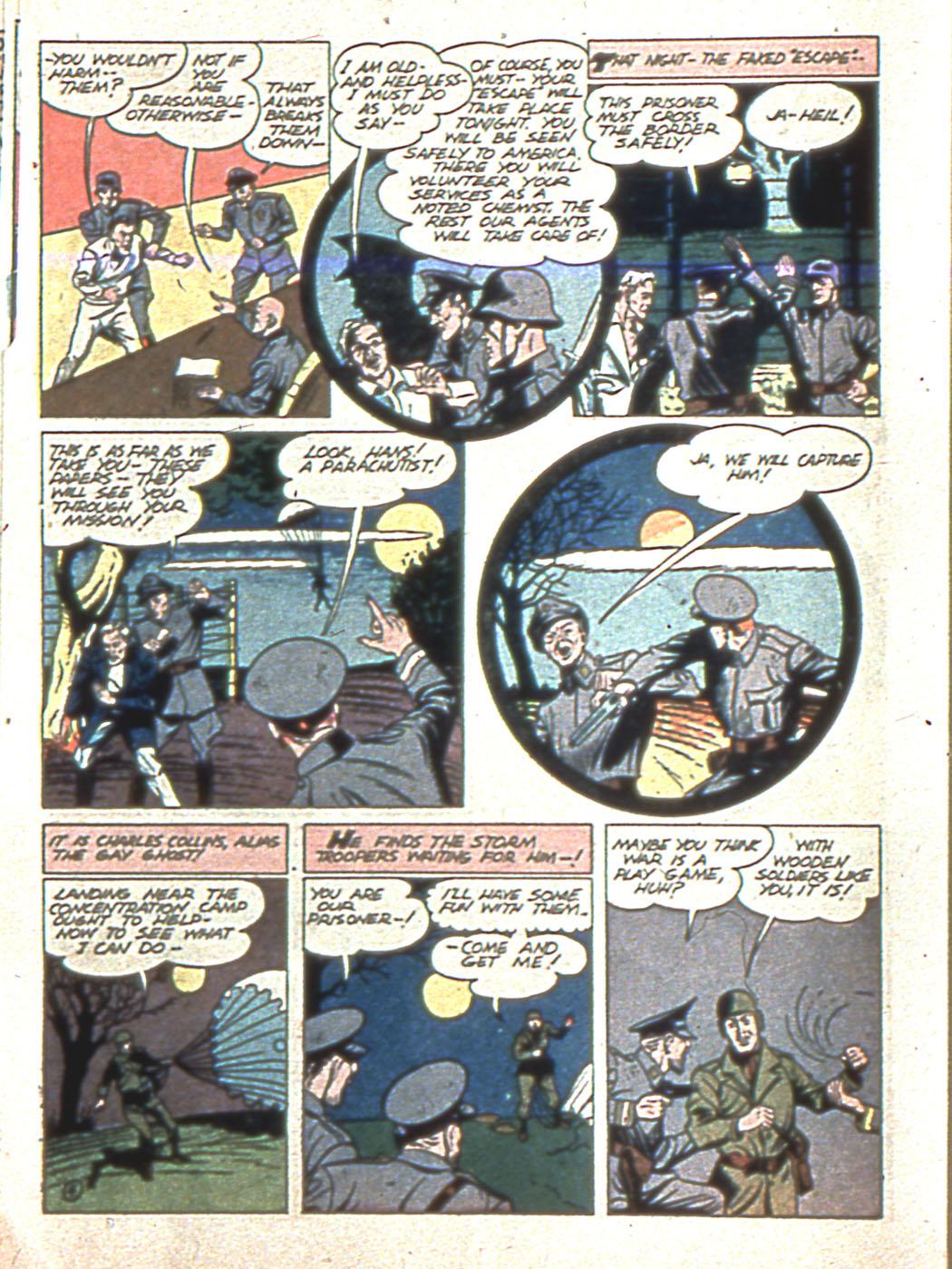 Read online Sensation (Mystery) Comics comic -  Issue #6 - 40