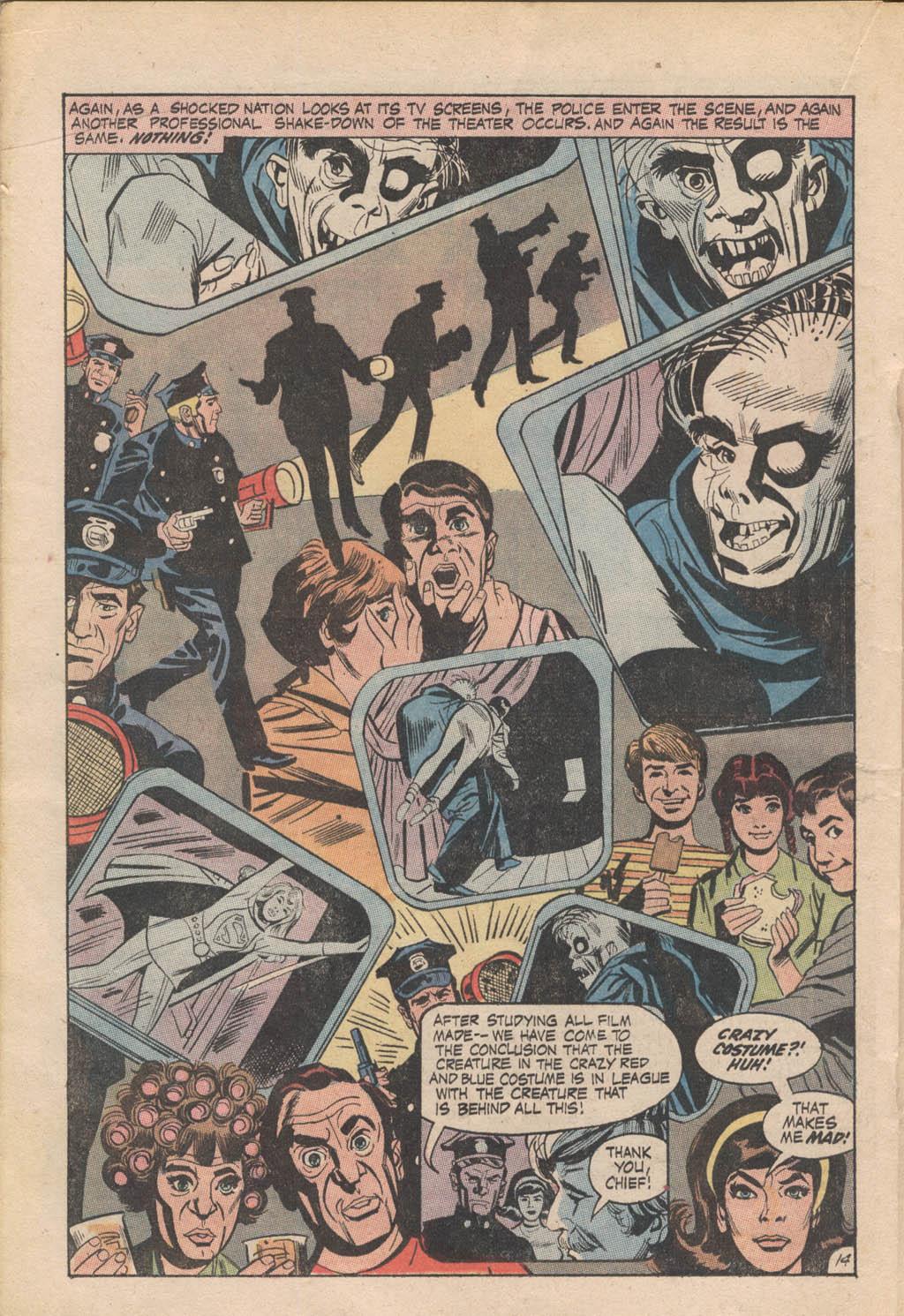 Read online Adventure Comics (1938) comic -  Issue #407 - 20