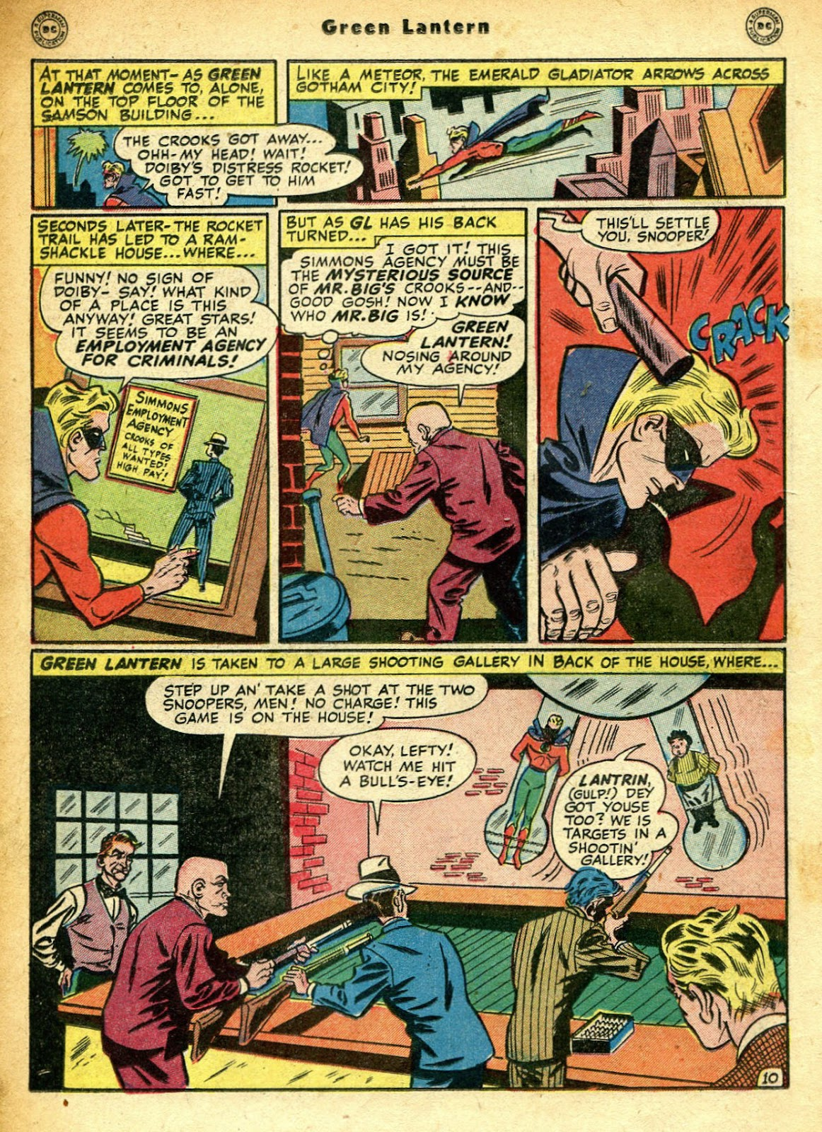 Green Lantern (1941) Issue #33 #33 - English 27