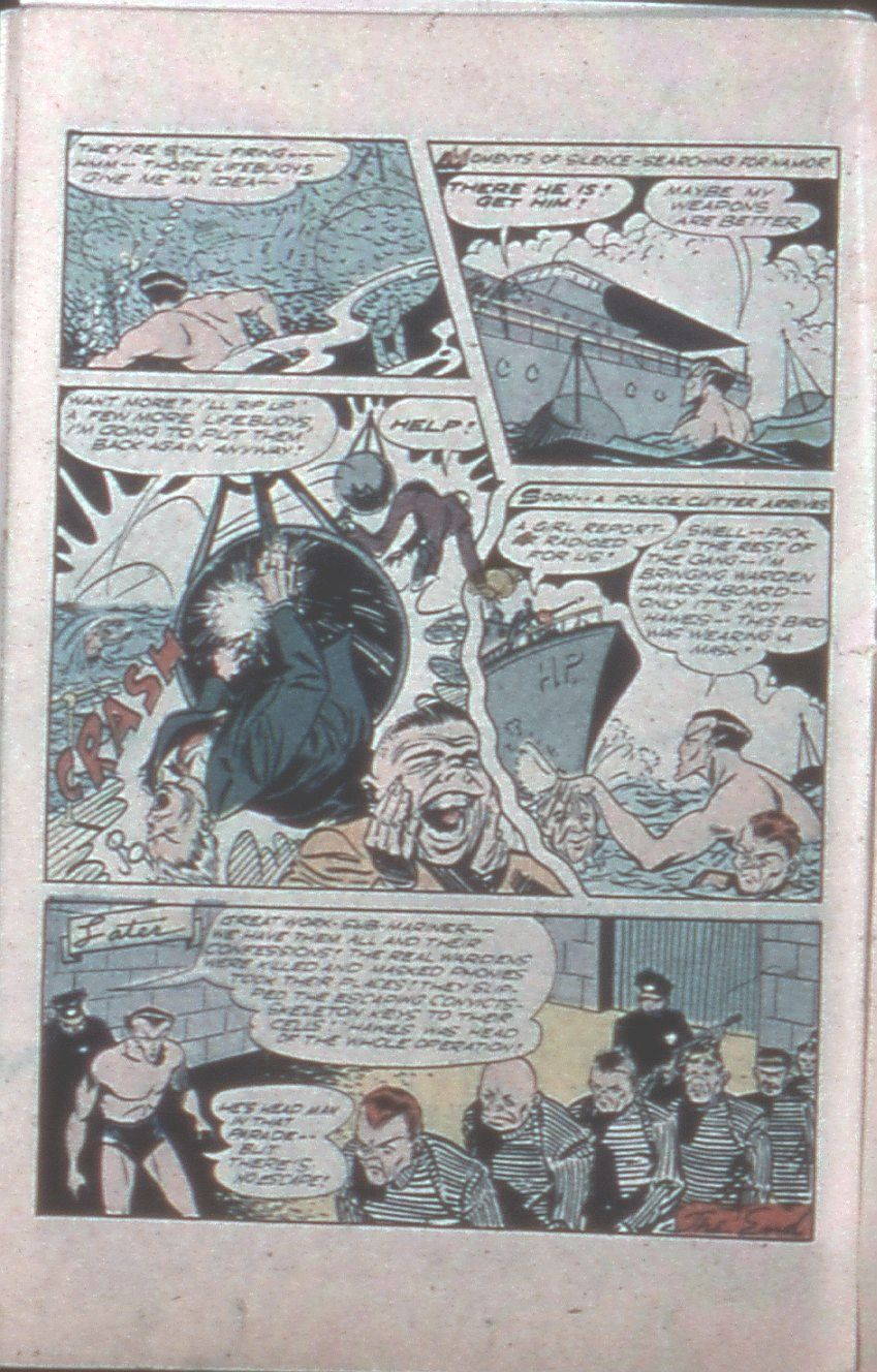 Marvel Mystery Comics (1939) issue 63 - Page 27