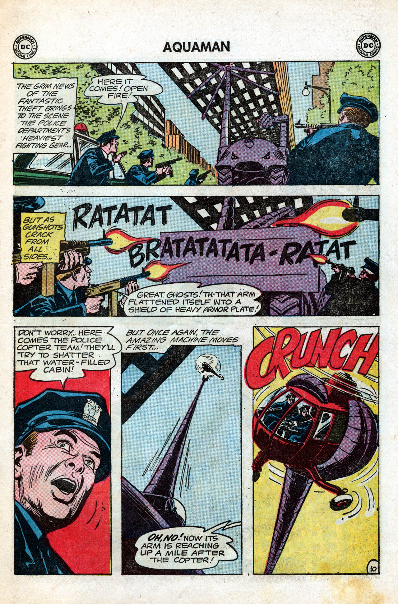 Read online Aquaman (1962) comic -  Issue #15 - 15