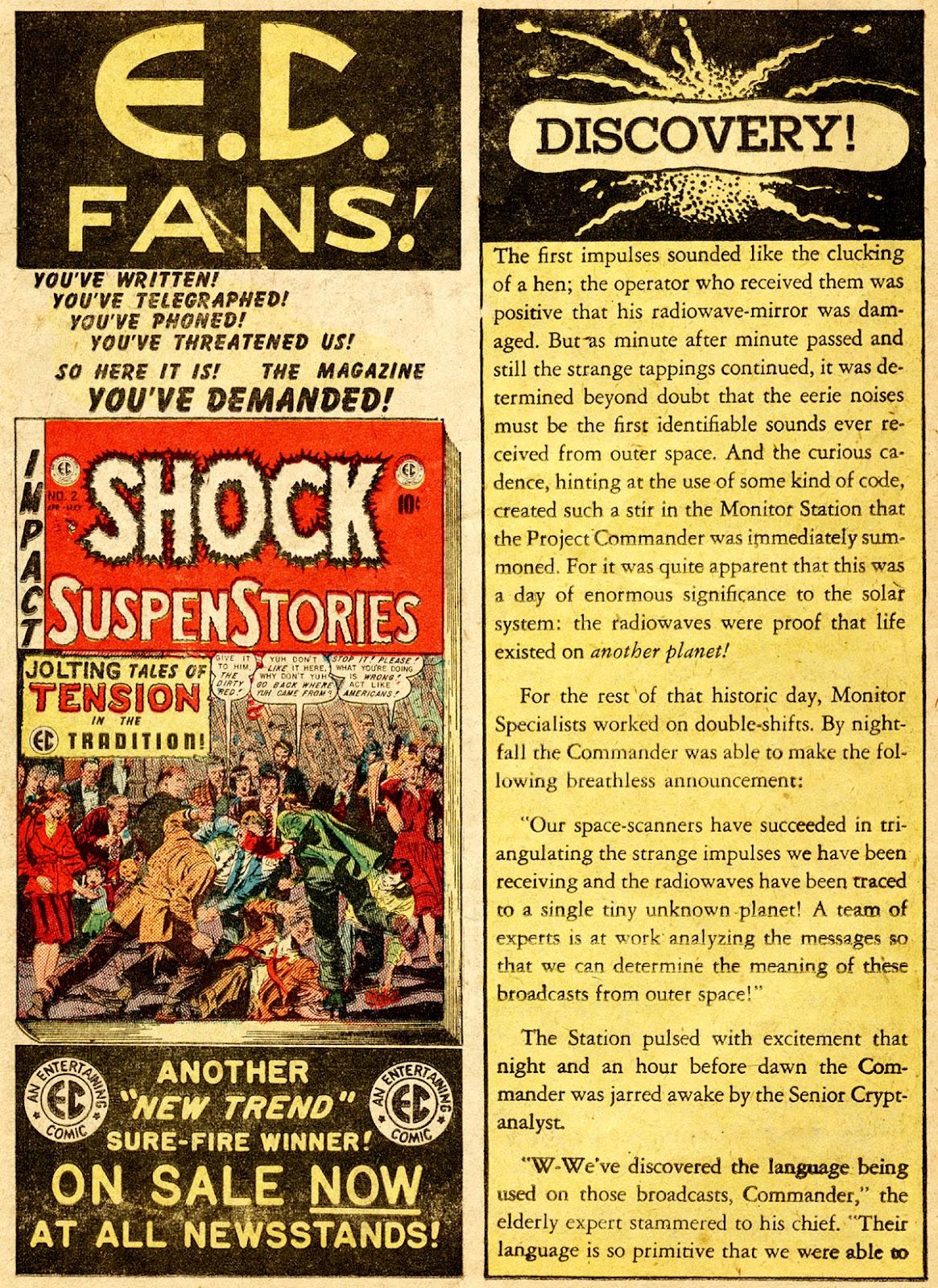 Weird Fantasy (1951) issue 13 - Page 18