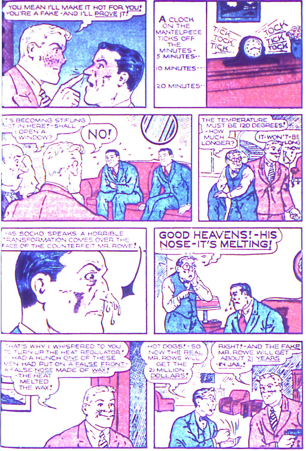 Read online Adventure Comics (1938) comic -  Issue #44 - 33