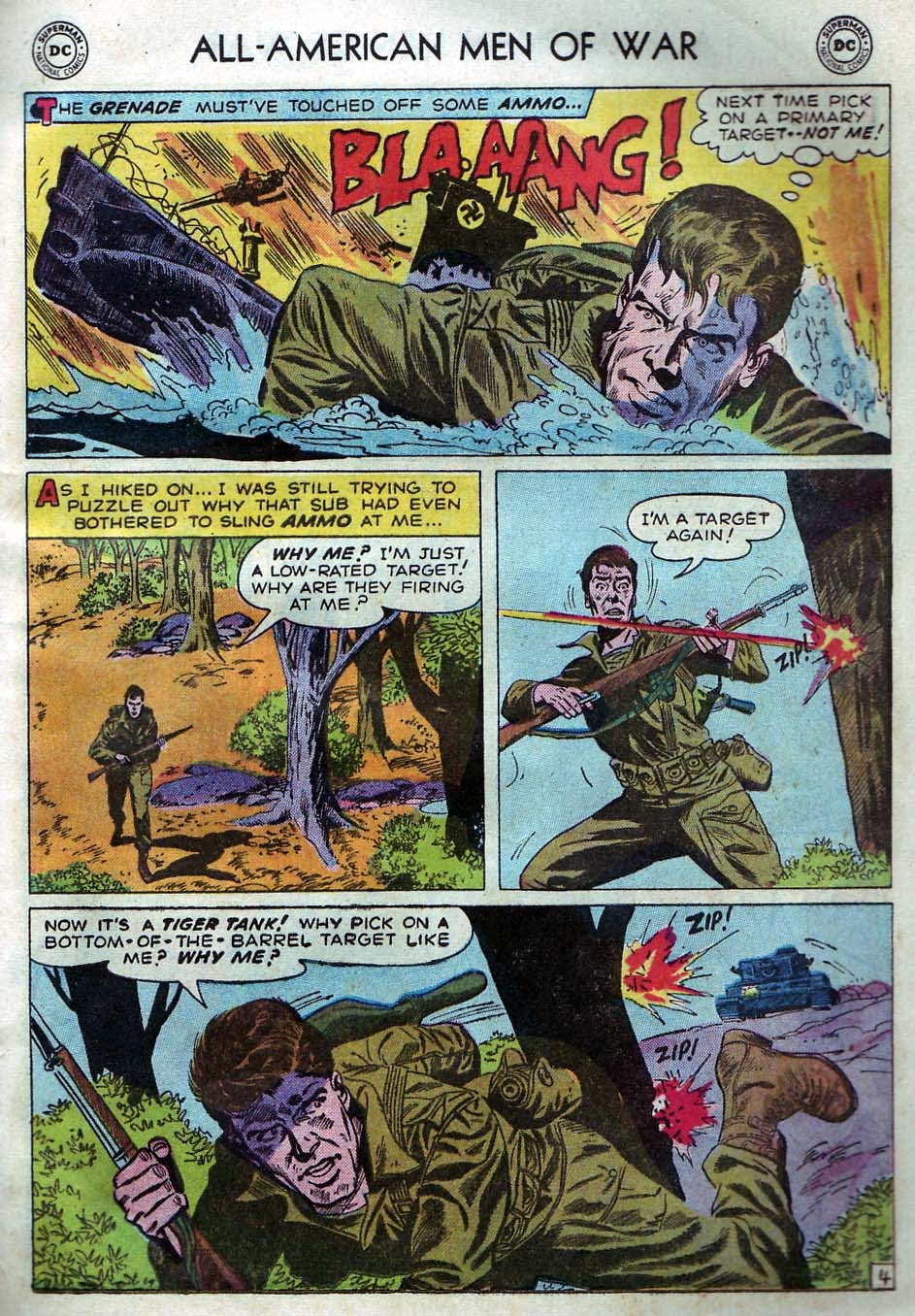 All-American Men of War issue 51 - Page 13