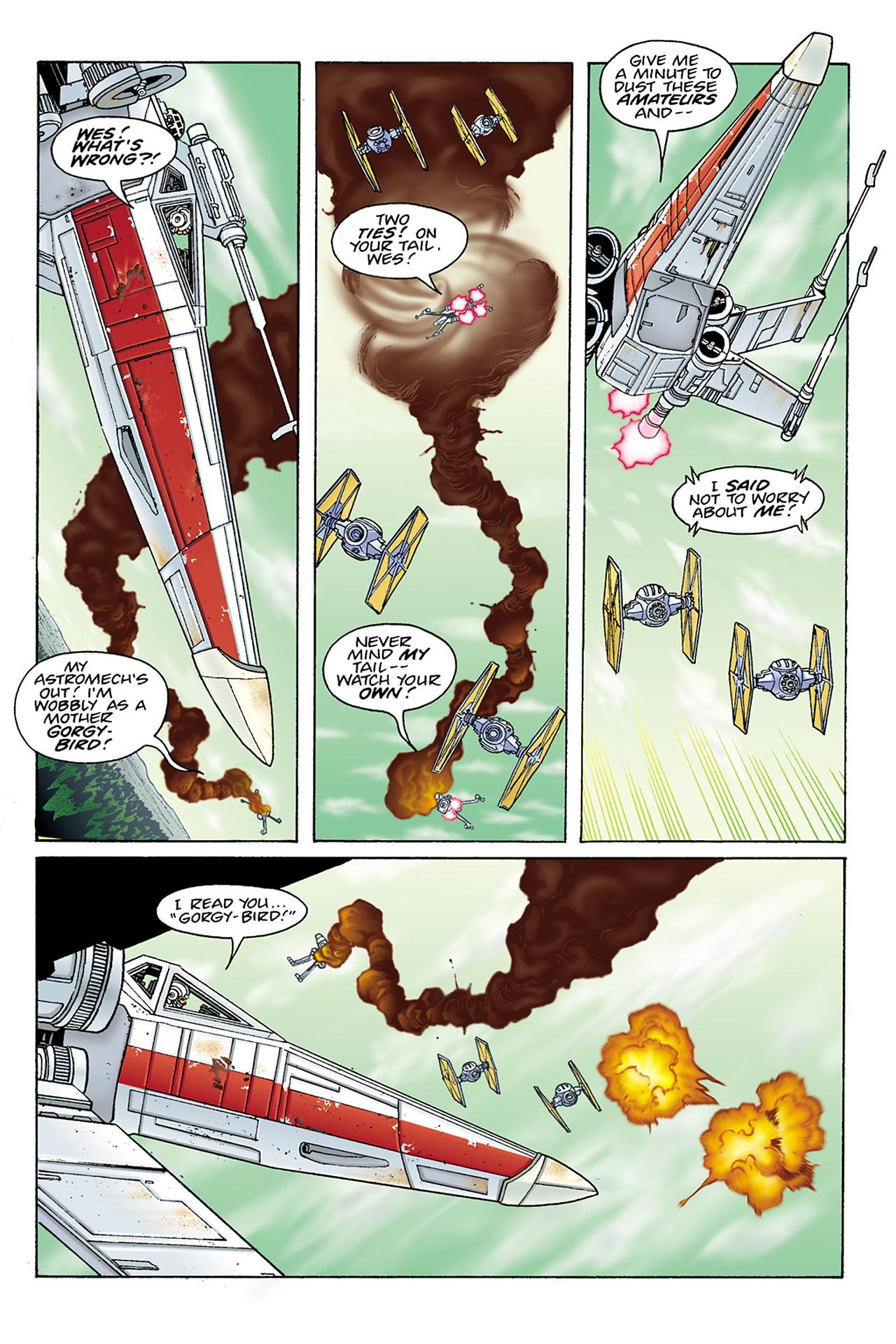 Read online Star Wars Omnibus comic -  Issue # Vol. 2 - 266