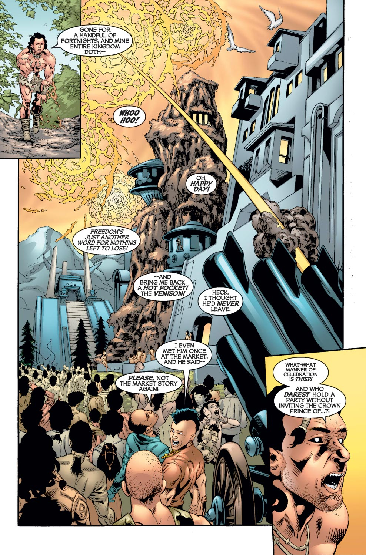Read online Alpha Flight (2004) comic -  Issue #7 - 9