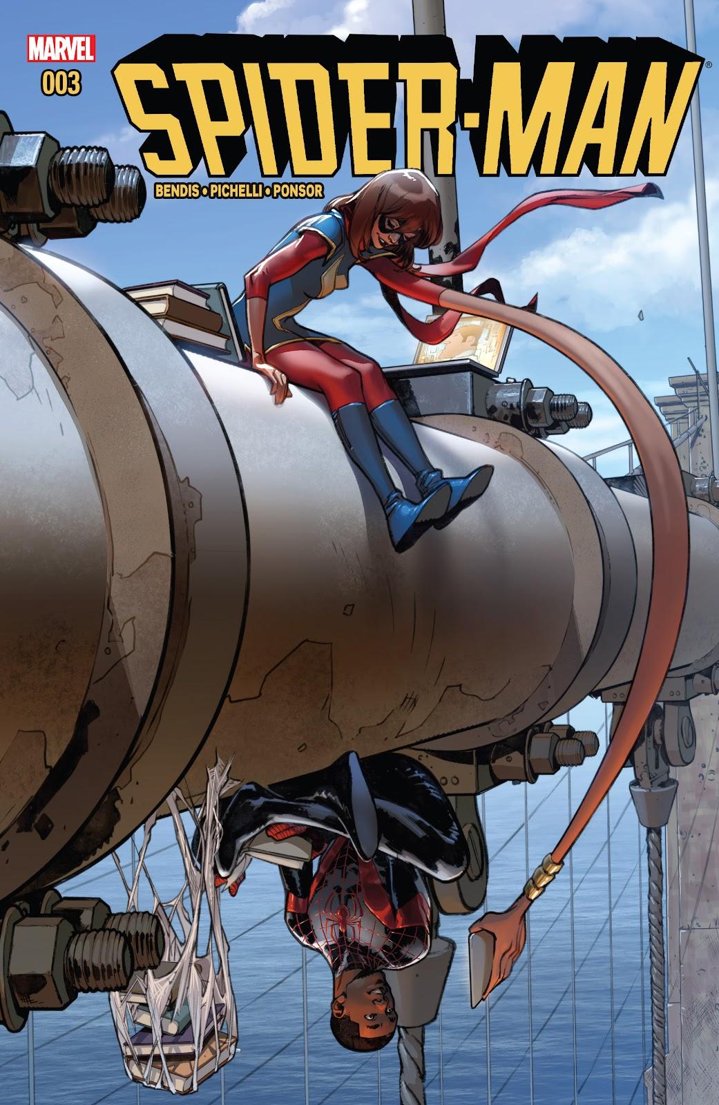 Spider-Man (2016) 3 Page 1