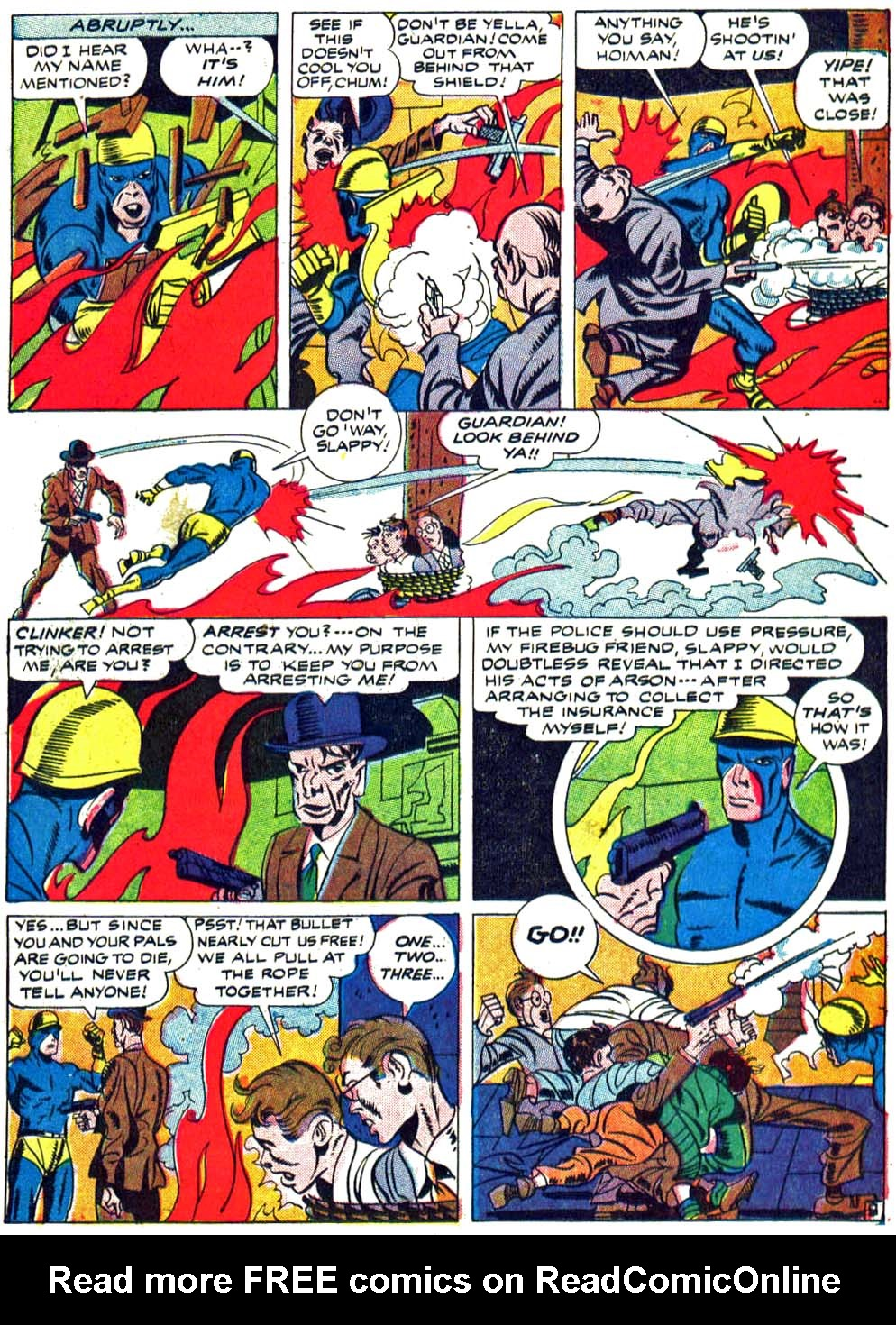 Star Spangled Comics (1941) issue 27 - Page 11