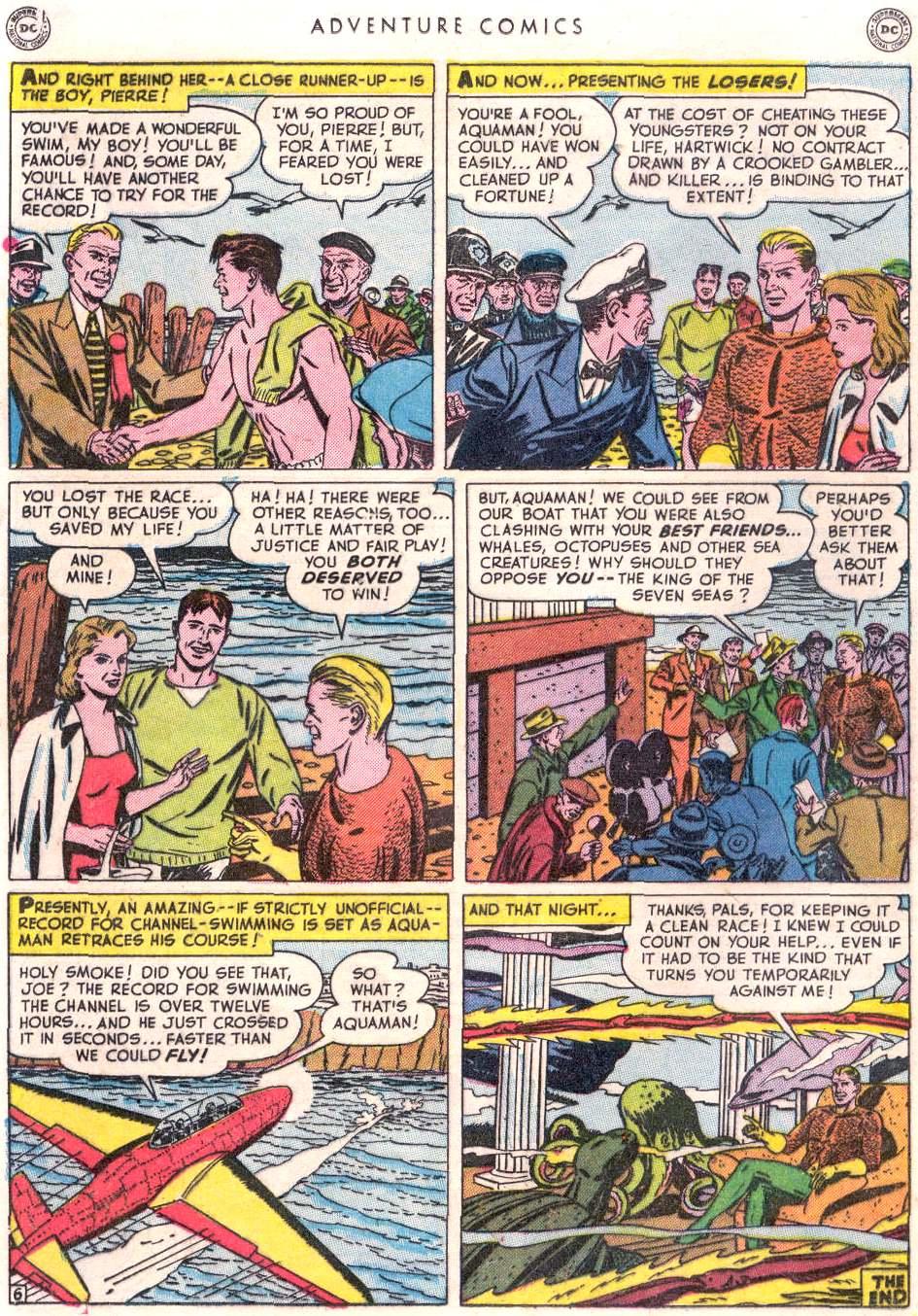 Read online Adventure Comics (1938) comic -  Issue #156 - 30