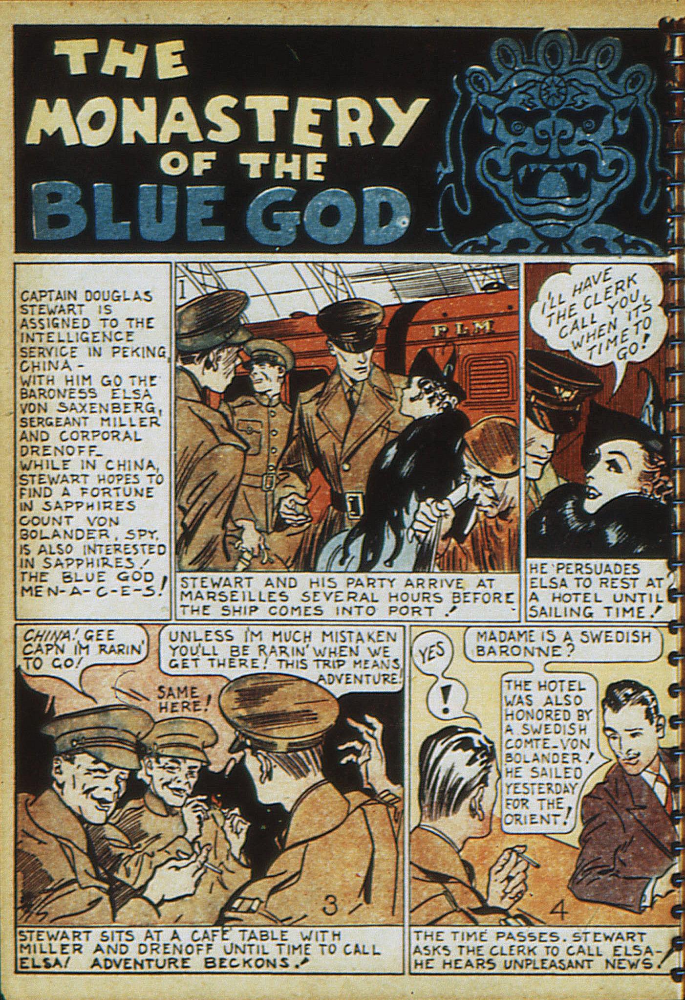 Read online Adventure Comics (1938) comic -  Issue #17 - 55