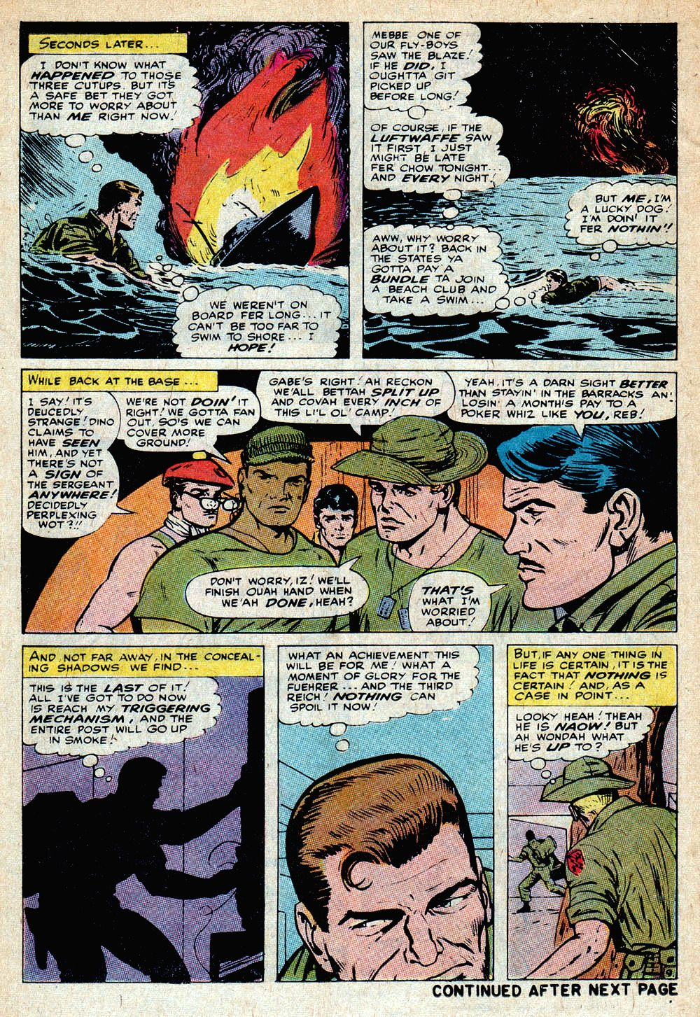 Read online Sgt. Fury comic -  Issue #85 - 14