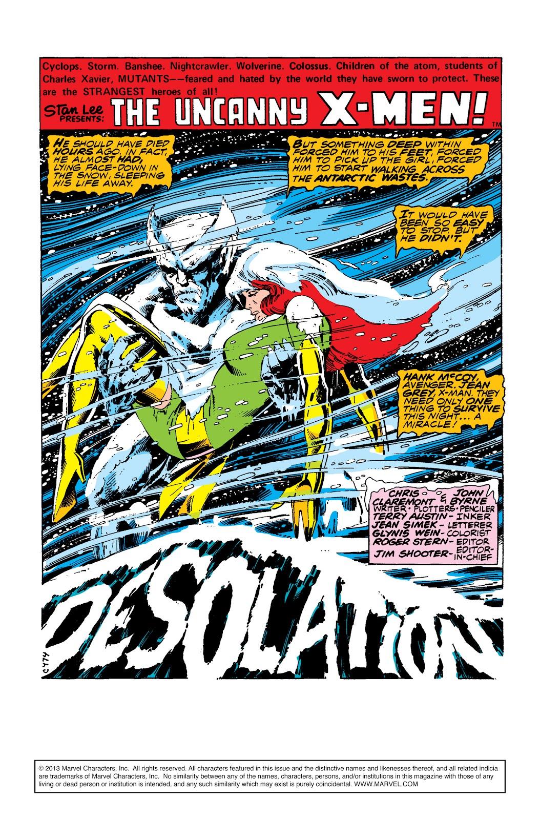 Uncanny X-Men (1963) issue 114 - Page 2