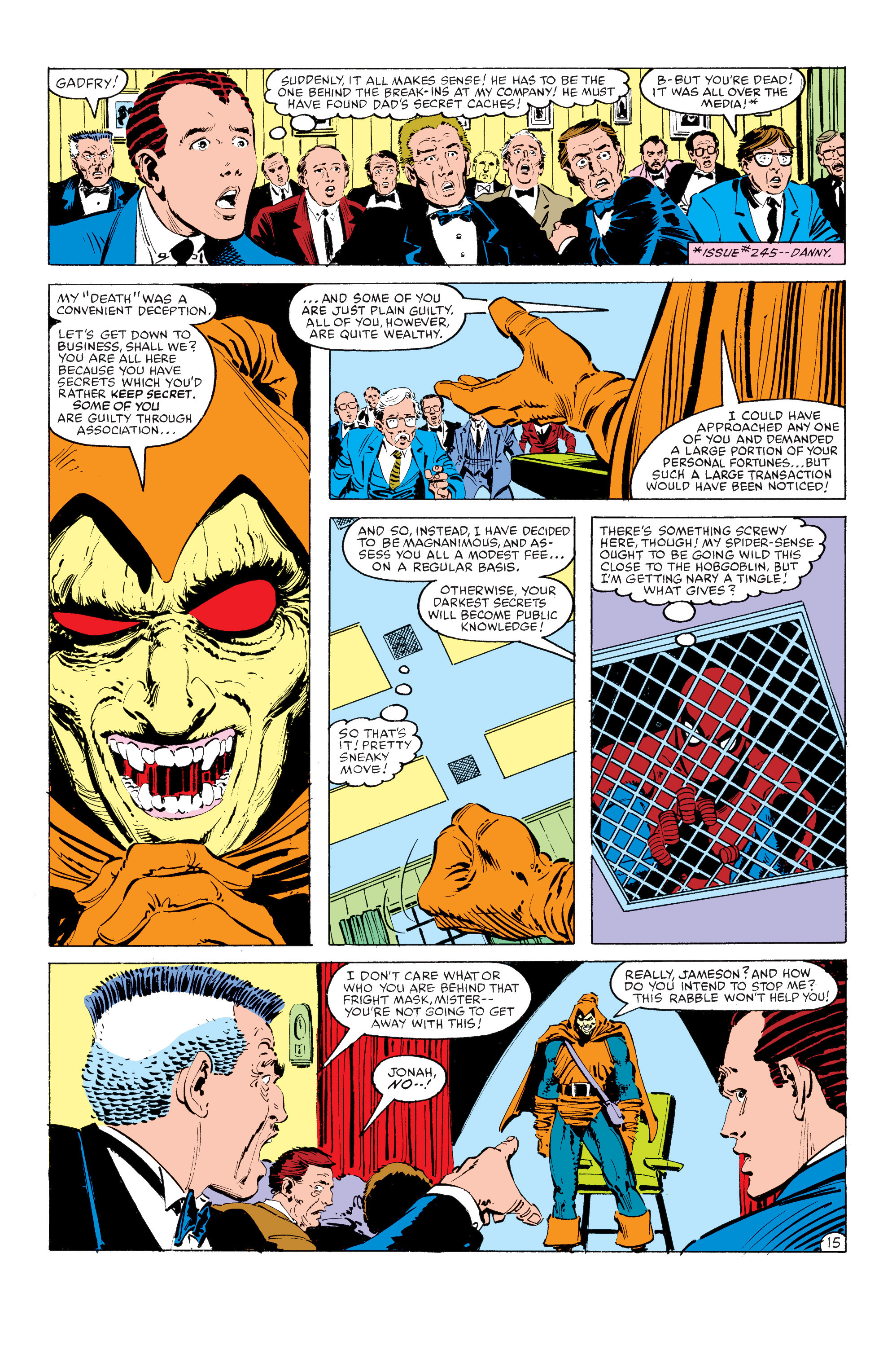 The Amazing Spider-Man (1963) 249 Page 15