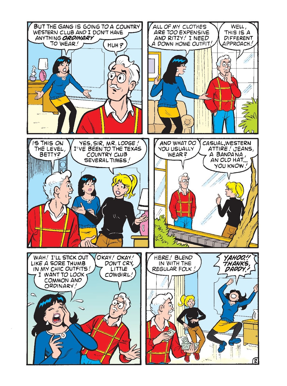 Archie 1000 Page Comics Digest issue TPB_(Part_5) - Page 27