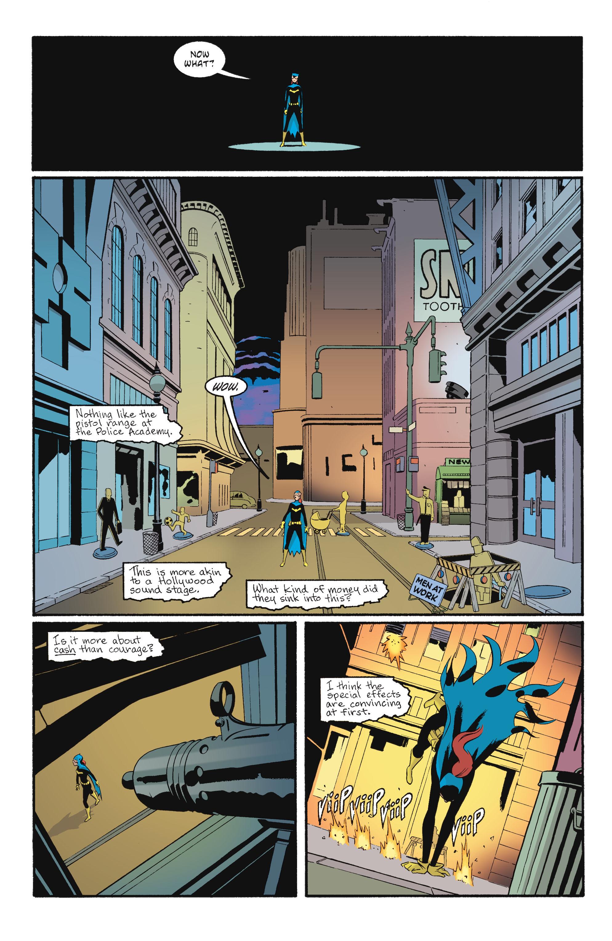 Read online Batgirl/Robin: Year One comic -  Issue # TPB 2 - 75
