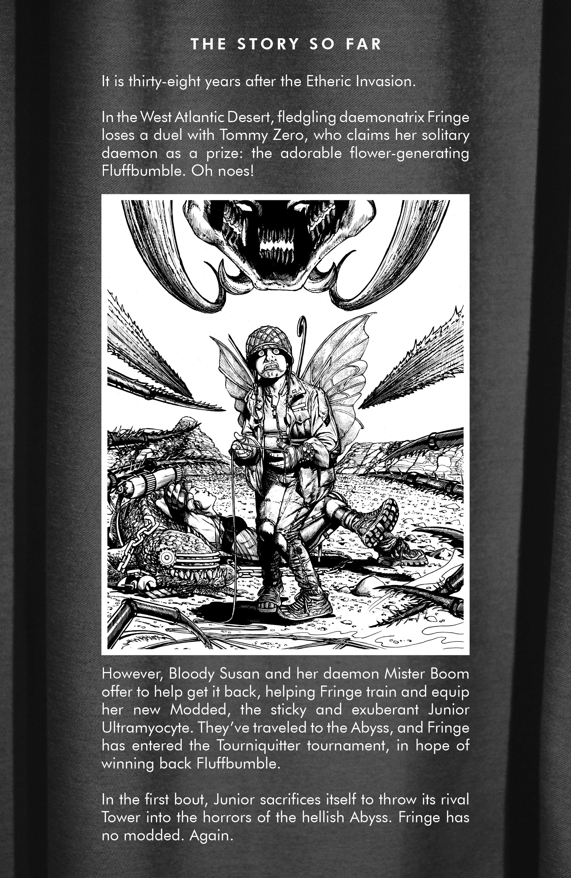 Read online Alan Moore's Cinema Purgatorio comic -  Issue #7 - 24