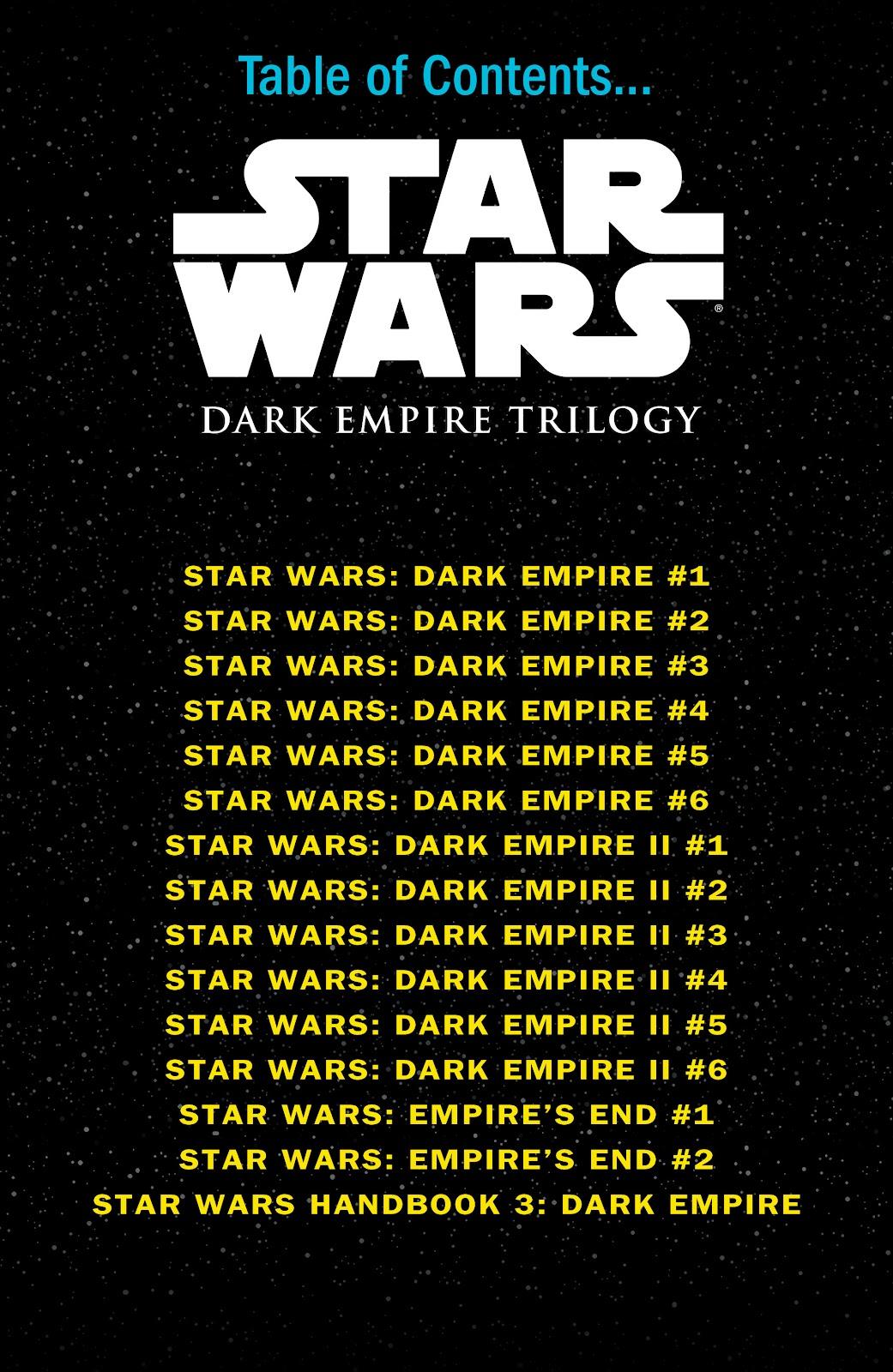 Read online Star Wars: Dark Empire Trilogy comic -  Issue # TPB (Part 1) - 3