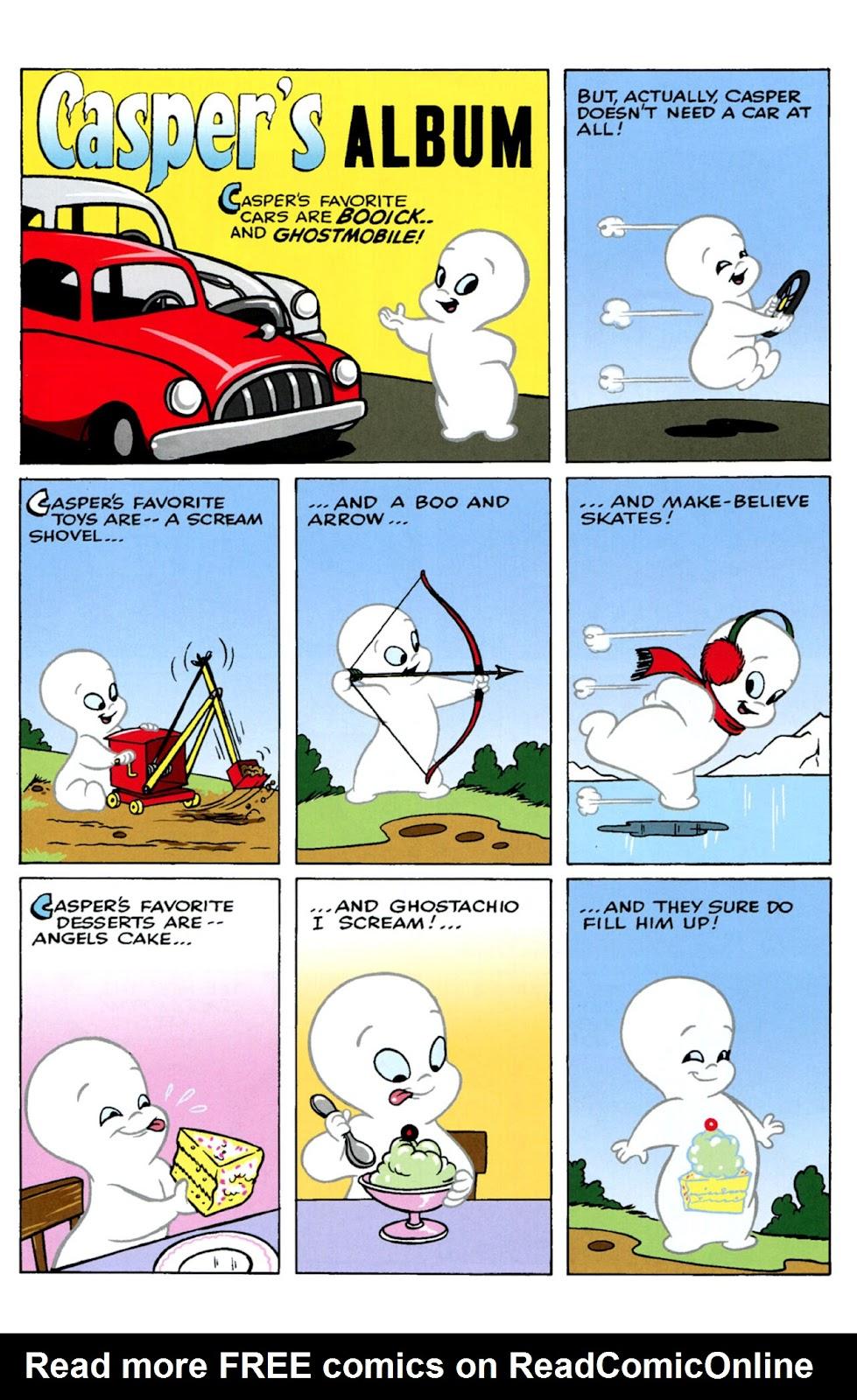 Read online Casper's Scare School comic -  Issue #1 - 26