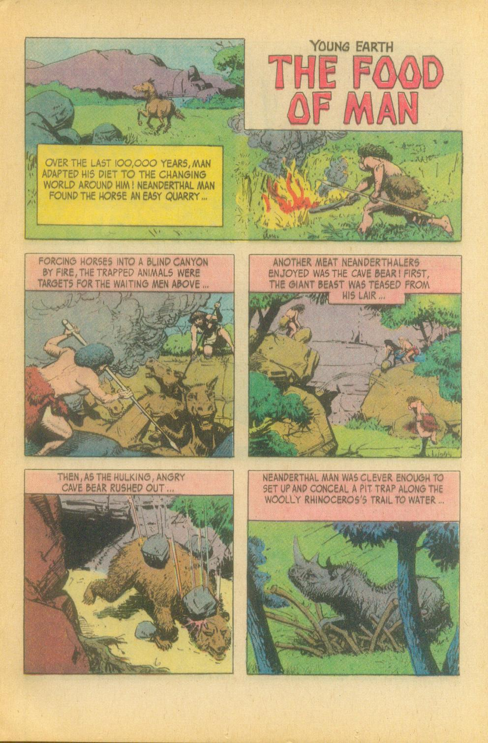 Read online Turok, Son of Stone comic -  Issue #81 - 13