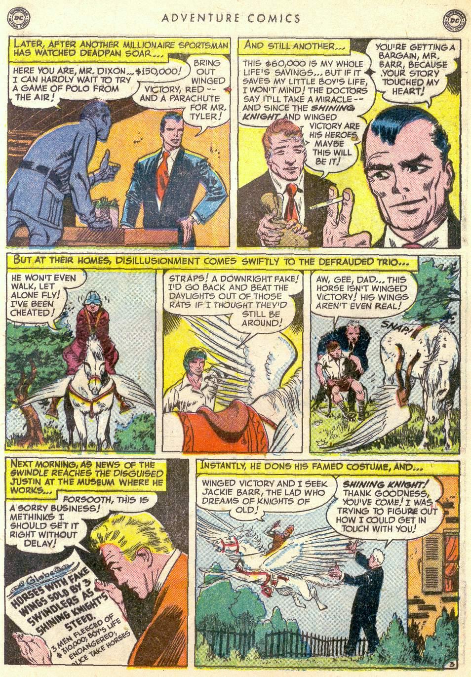 Read online Adventure Comics (1938) comic -  Issue #161 - 19