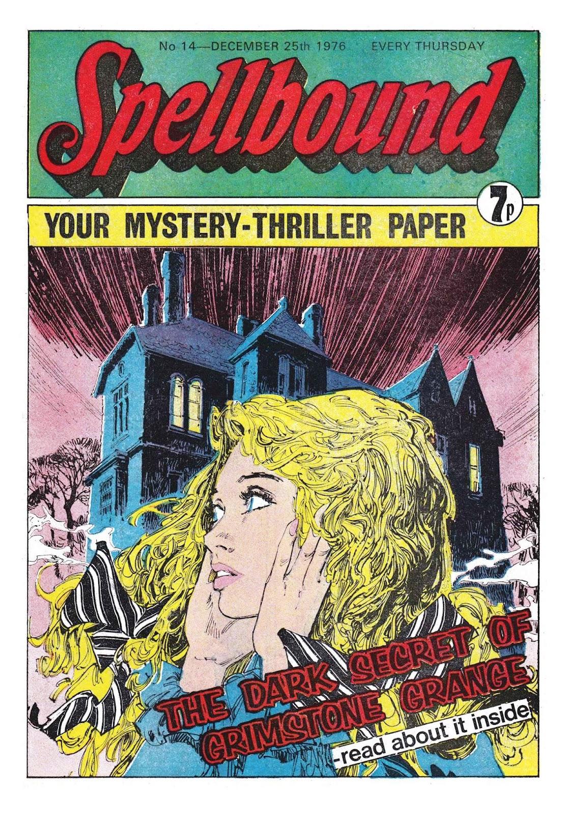Spellbound (1988) issue 14 - Page 1