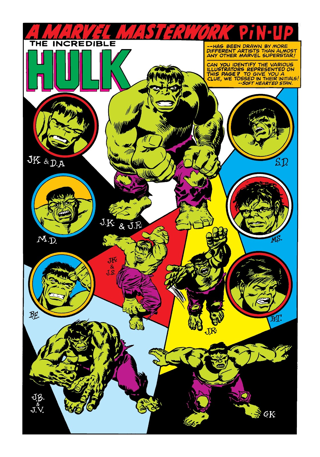 Read online Marvel Masterworks: The Incredible Hulk comic -  Issue # TPB 4 (Part 2) - 85