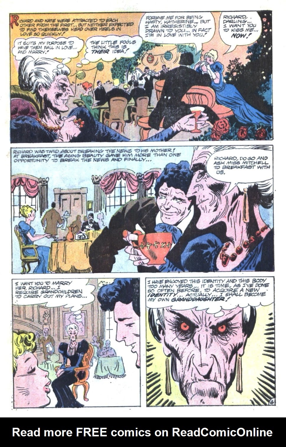Haunted Love (1973) issue 5 - Page 27