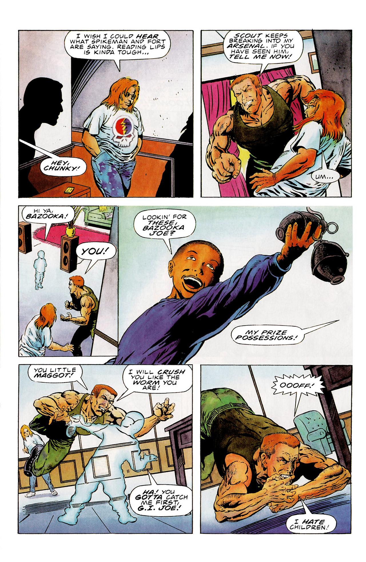Read online Harbinger (1992) comic -  Issue #15 - 9