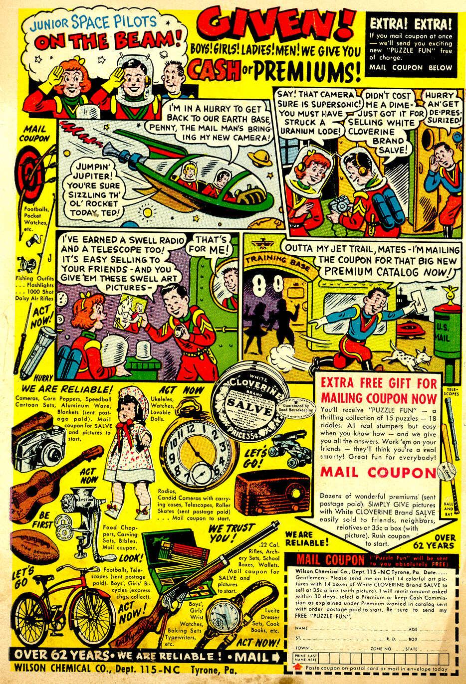 Read online Adventure Comics (1938) comic -  Issue #233 - 36