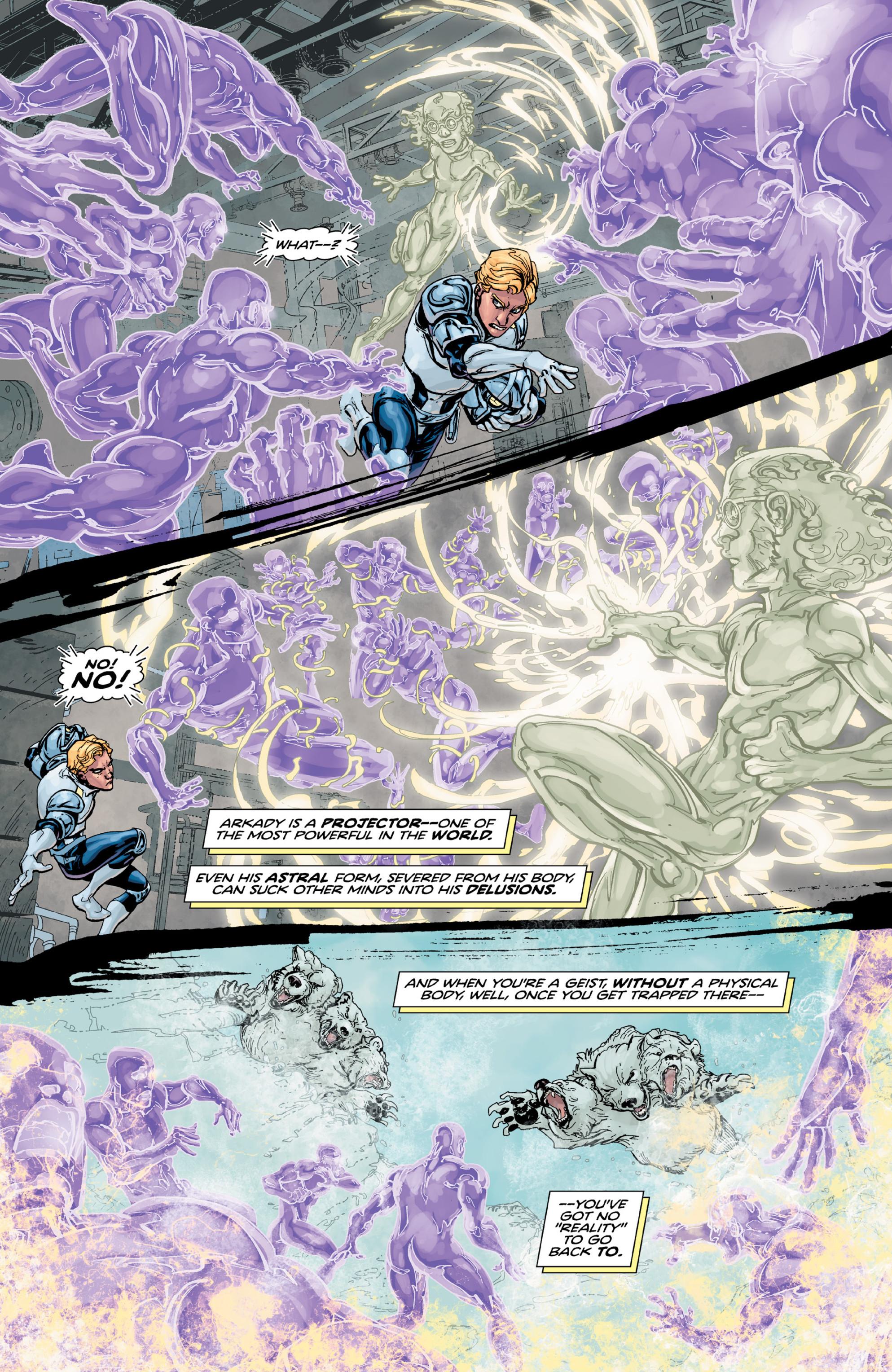 Read online Brain Boy:  The Men from G.E.S.T.A.L.T. comic -  Issue # TPB - 87