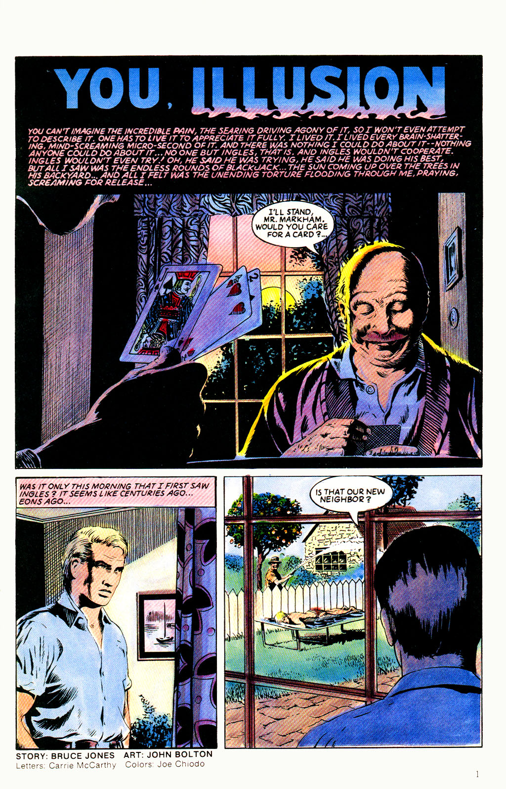 Read online Twisted Tales (1982) comic -  Issue #6 - 3