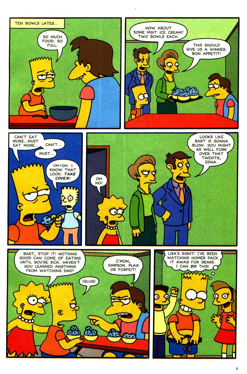 Read online Simpsons Comics Presents Bart Simpson comic -  Issue #19 - 8