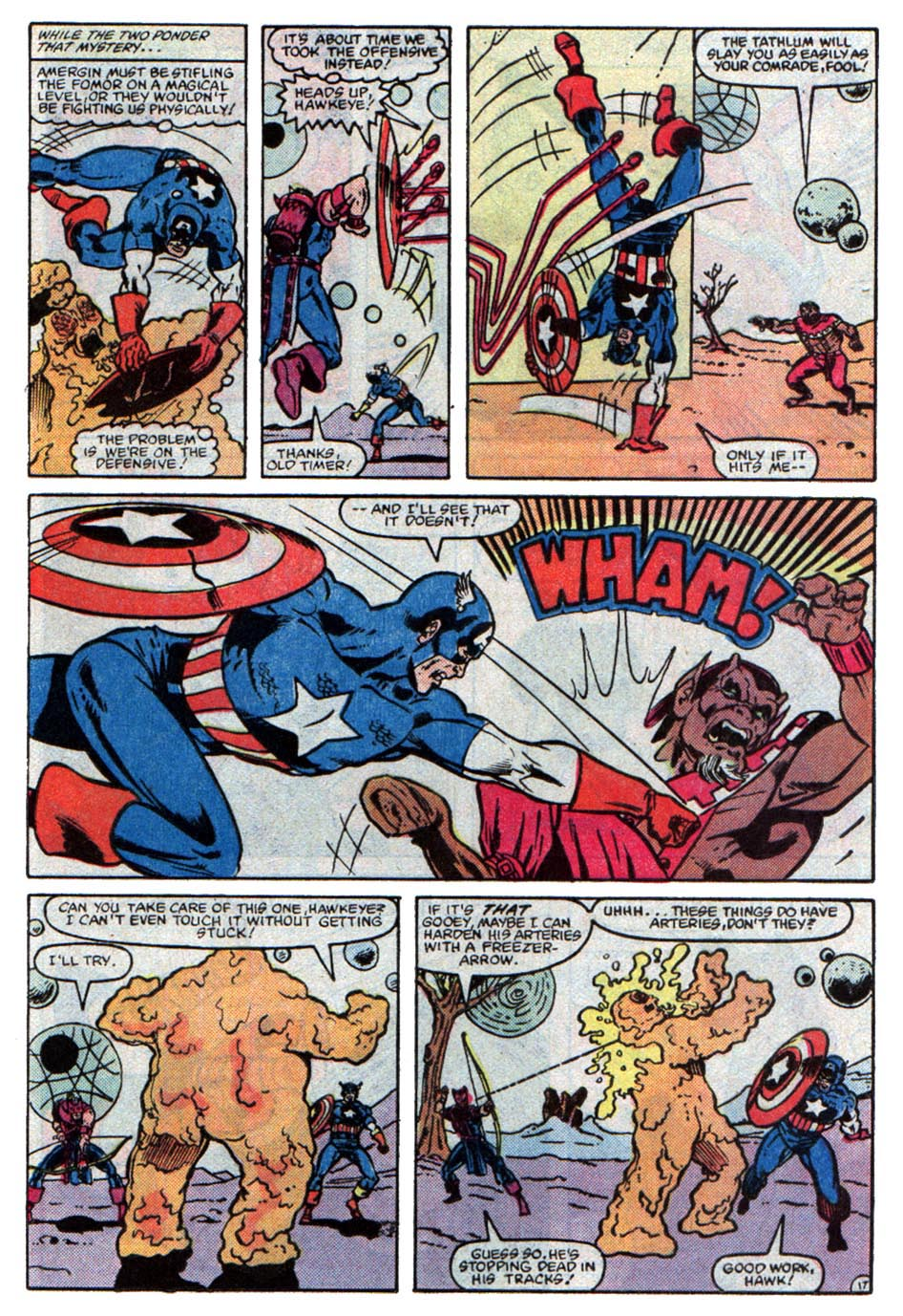 The Avengers (1963) 225 Page 17