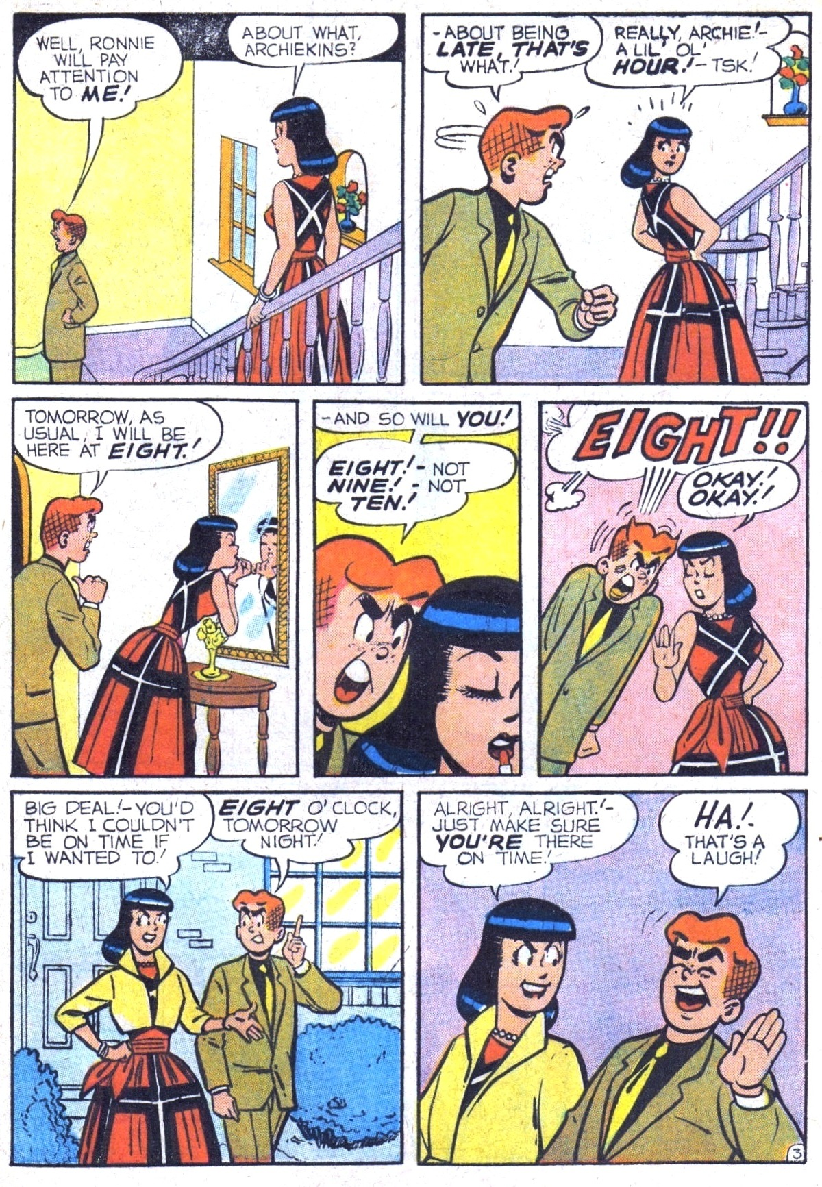 Read online Archie (1960) comic -  Issue #116 - 5