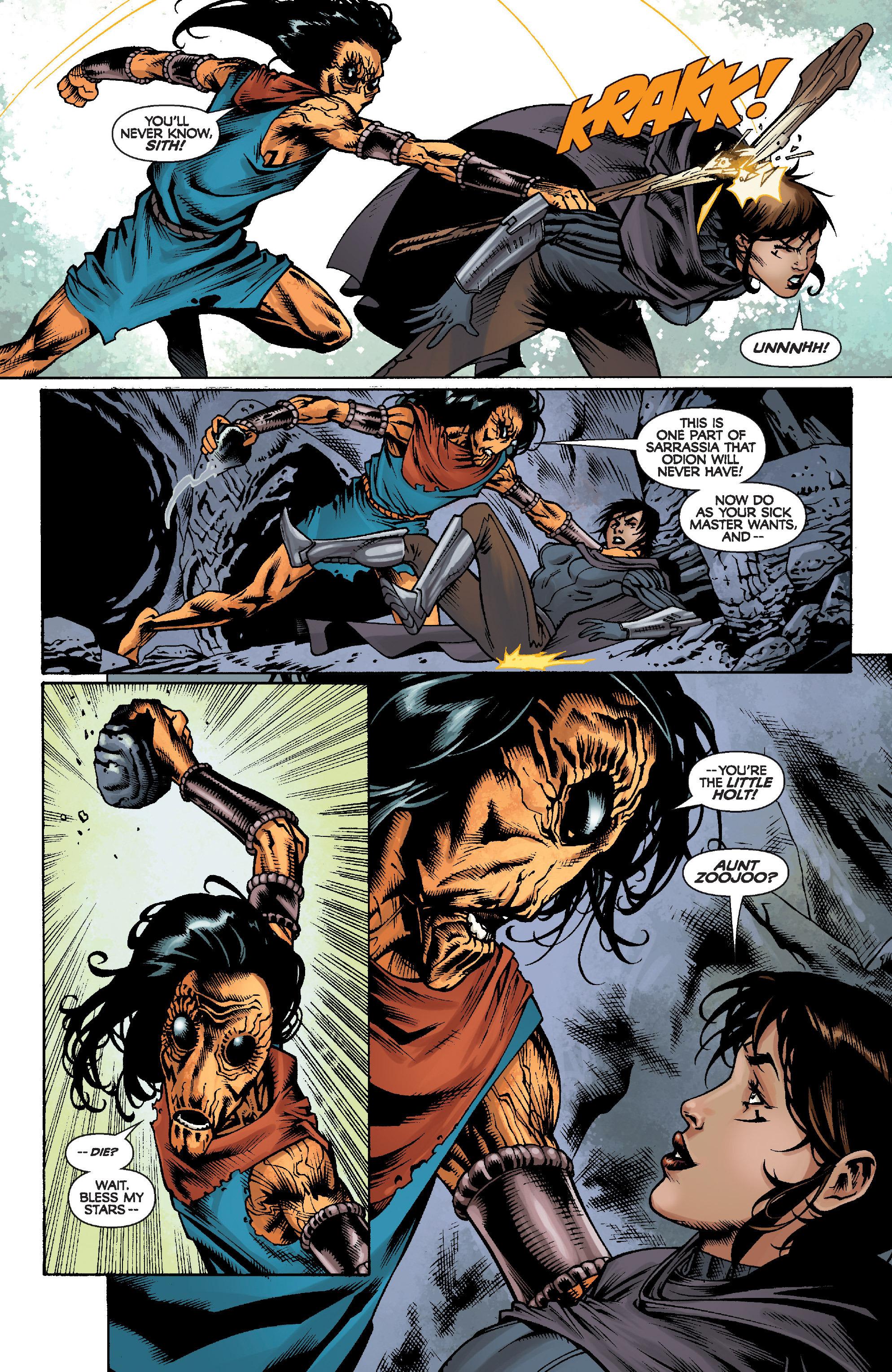 Read online Star Wars: Knight Errant - Escape comic -  Issue #2 - 13