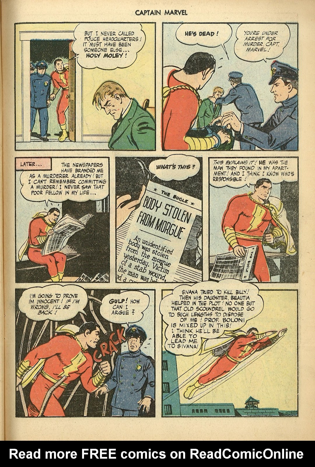 Captain Marvel Adventures issue 70 - Page 11