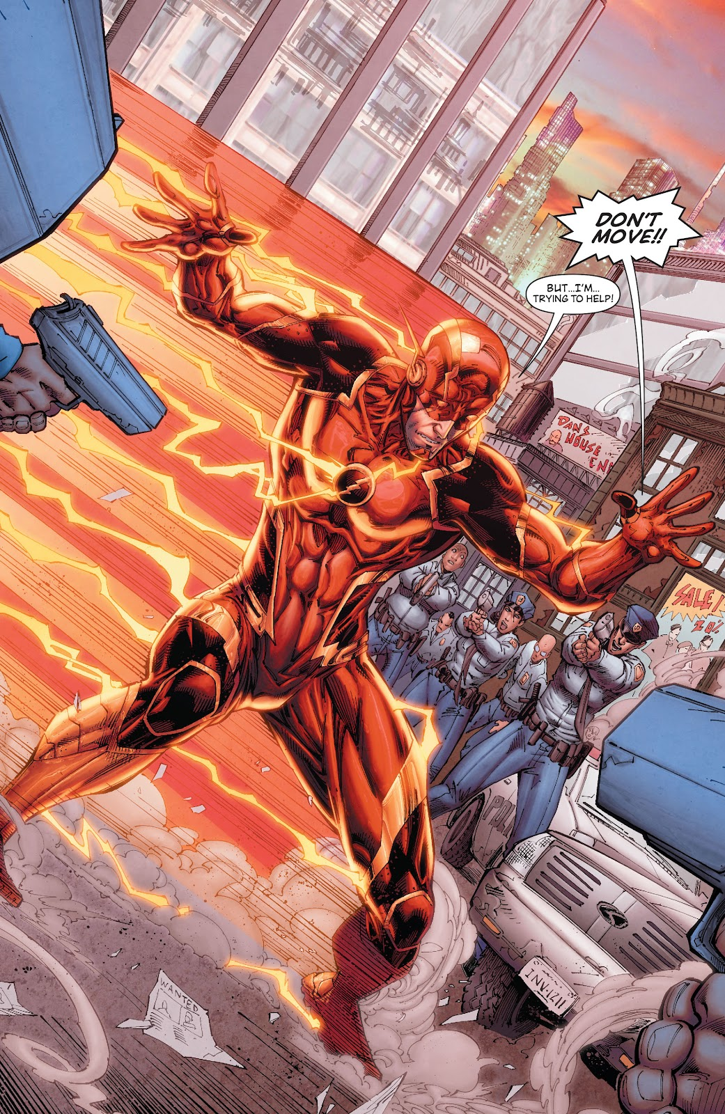 Read online The Flash (2011) comic -  Issue # _TPB 8 (Part 2) - 64