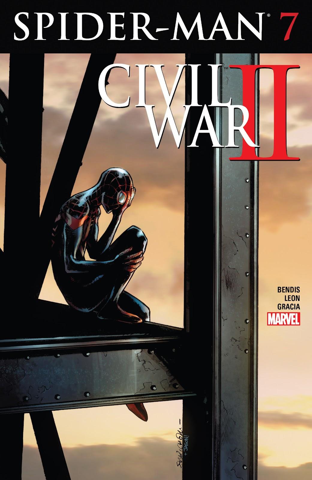 Spider-Man (2016) 7 Page 1