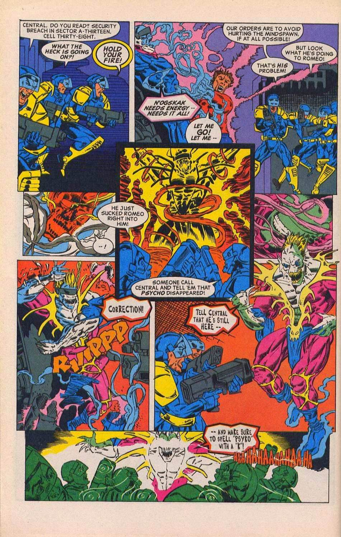 Read online Sleepwalker comic -  Issue #28 - 13