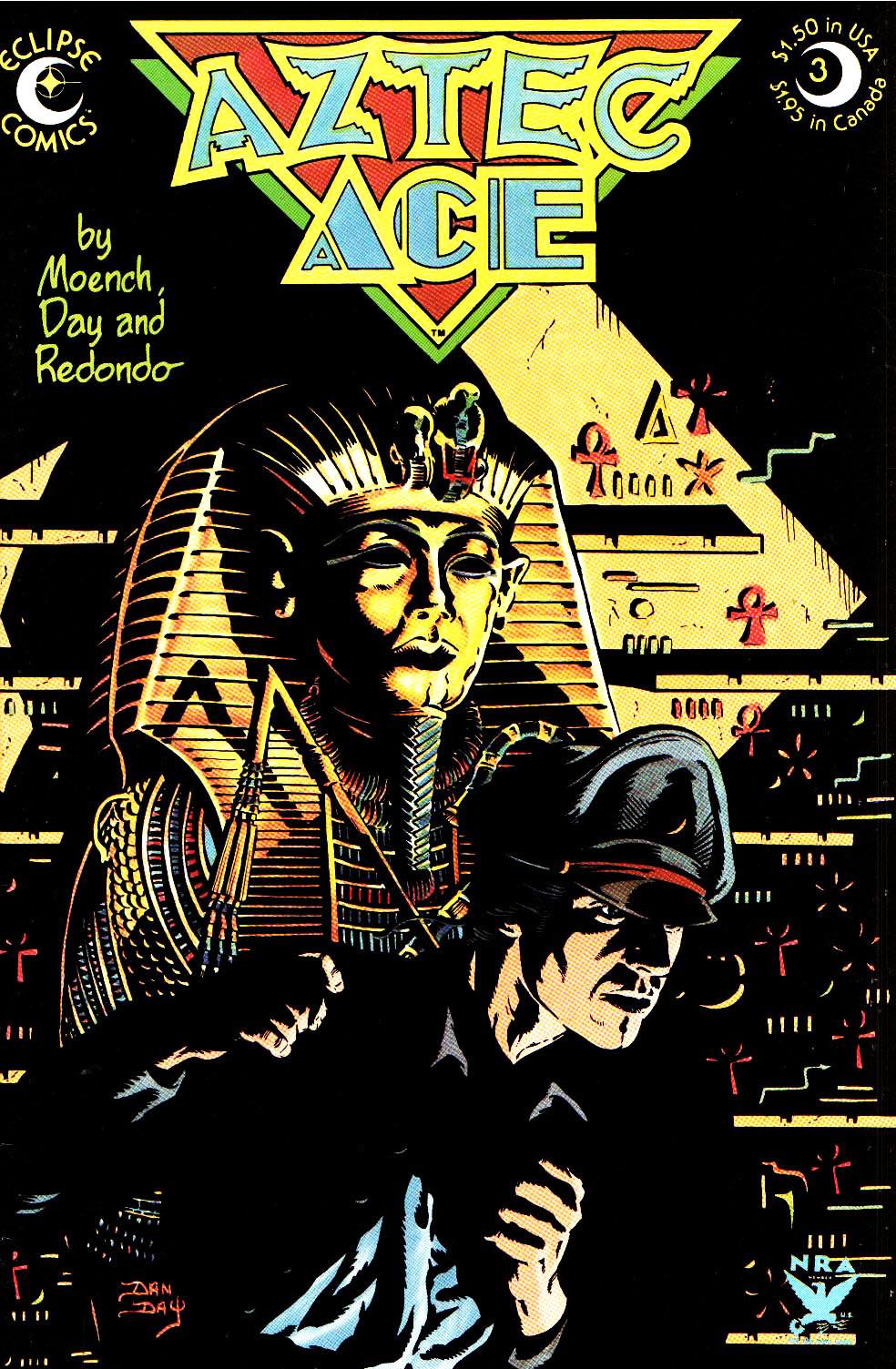 Aztec Ace 3 Page 1